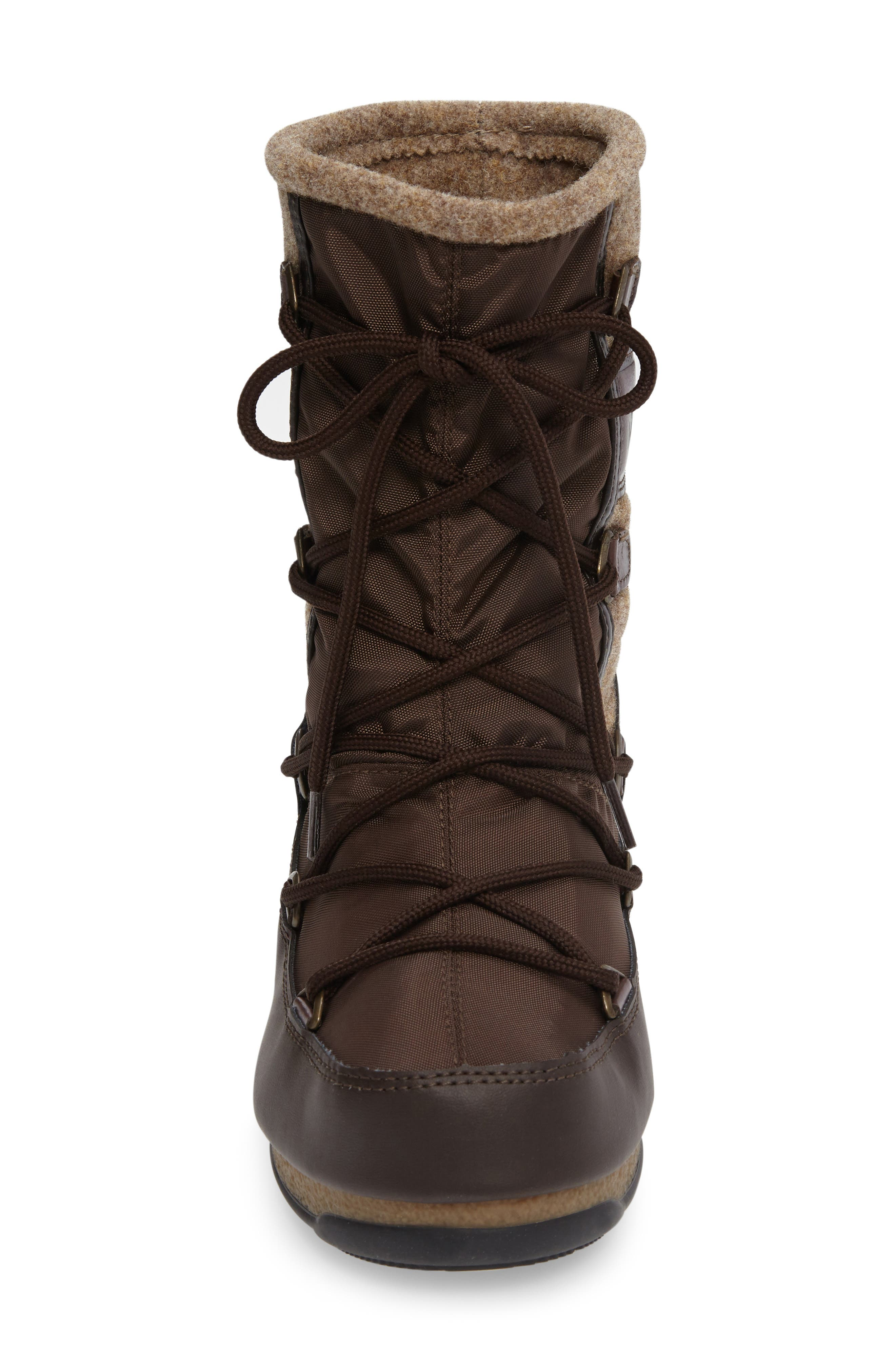 Vienna Waterproof Moon Boot<sup>®</sup>,                             Alternate thumbnail 6, color,