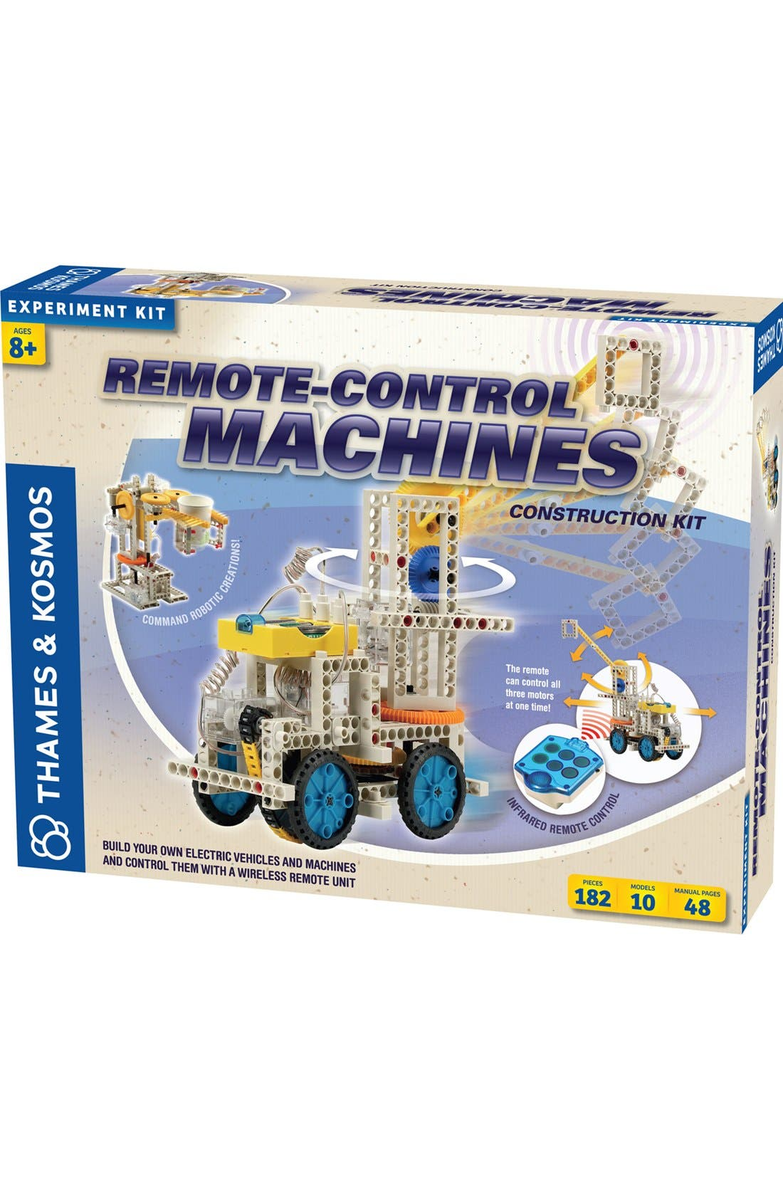 'Remote Control Machines' Building Kit,                             Alternate thumbnail 2, color,                             NO COLOR