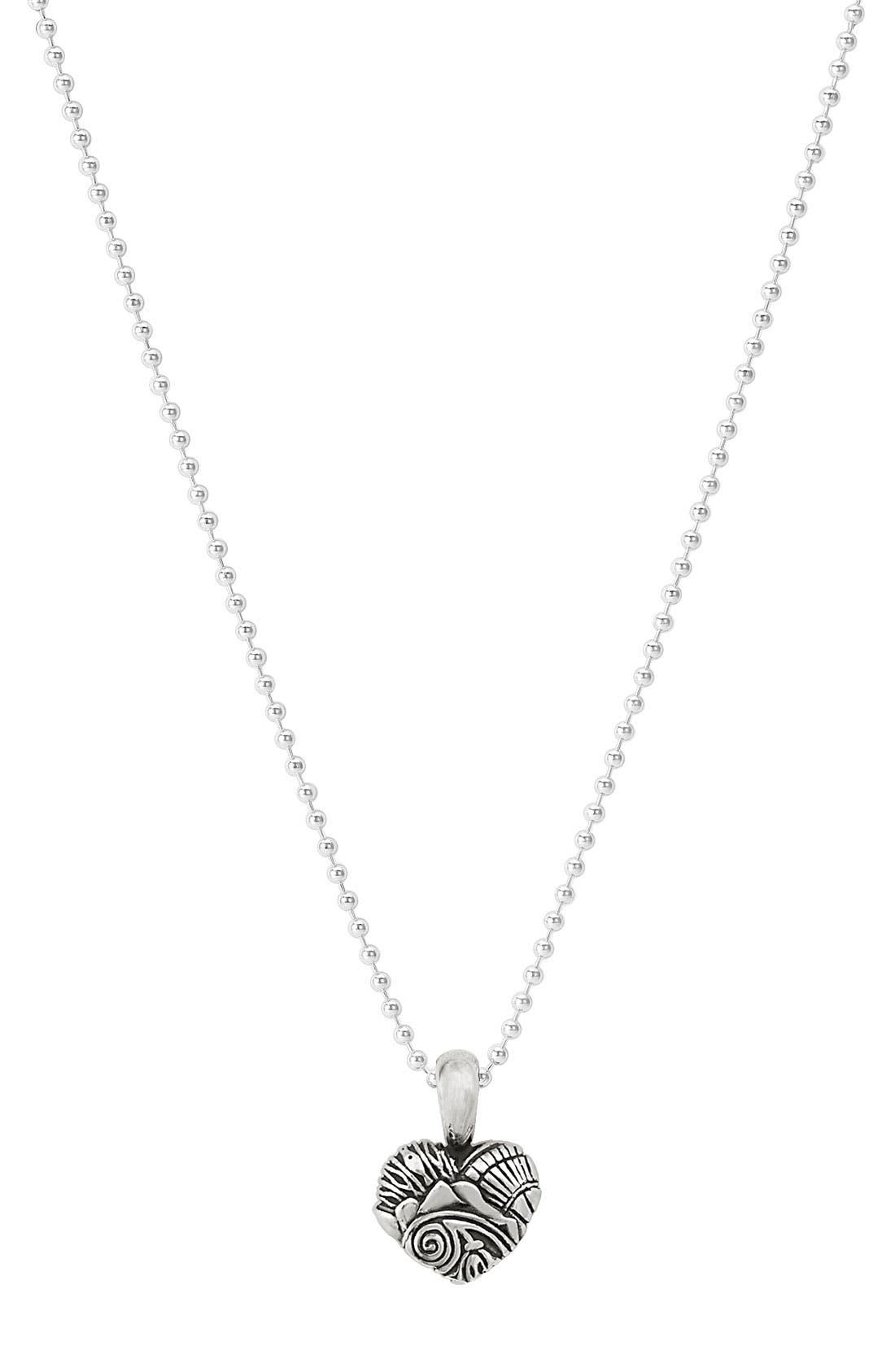'Hearts of Lagos - Seattle' Reversible Pendant Necklace,                             Main thumbnail 2, color,