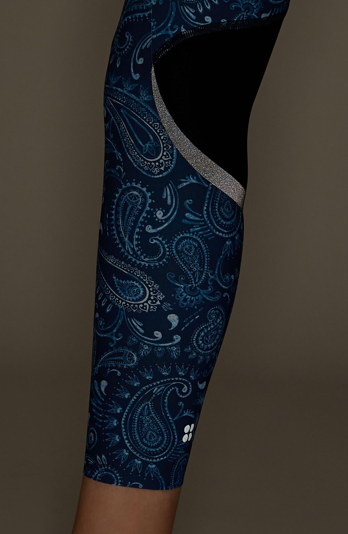 Zero Gravity Ankle Leggings,                             Alternate thumbnail 11, color,