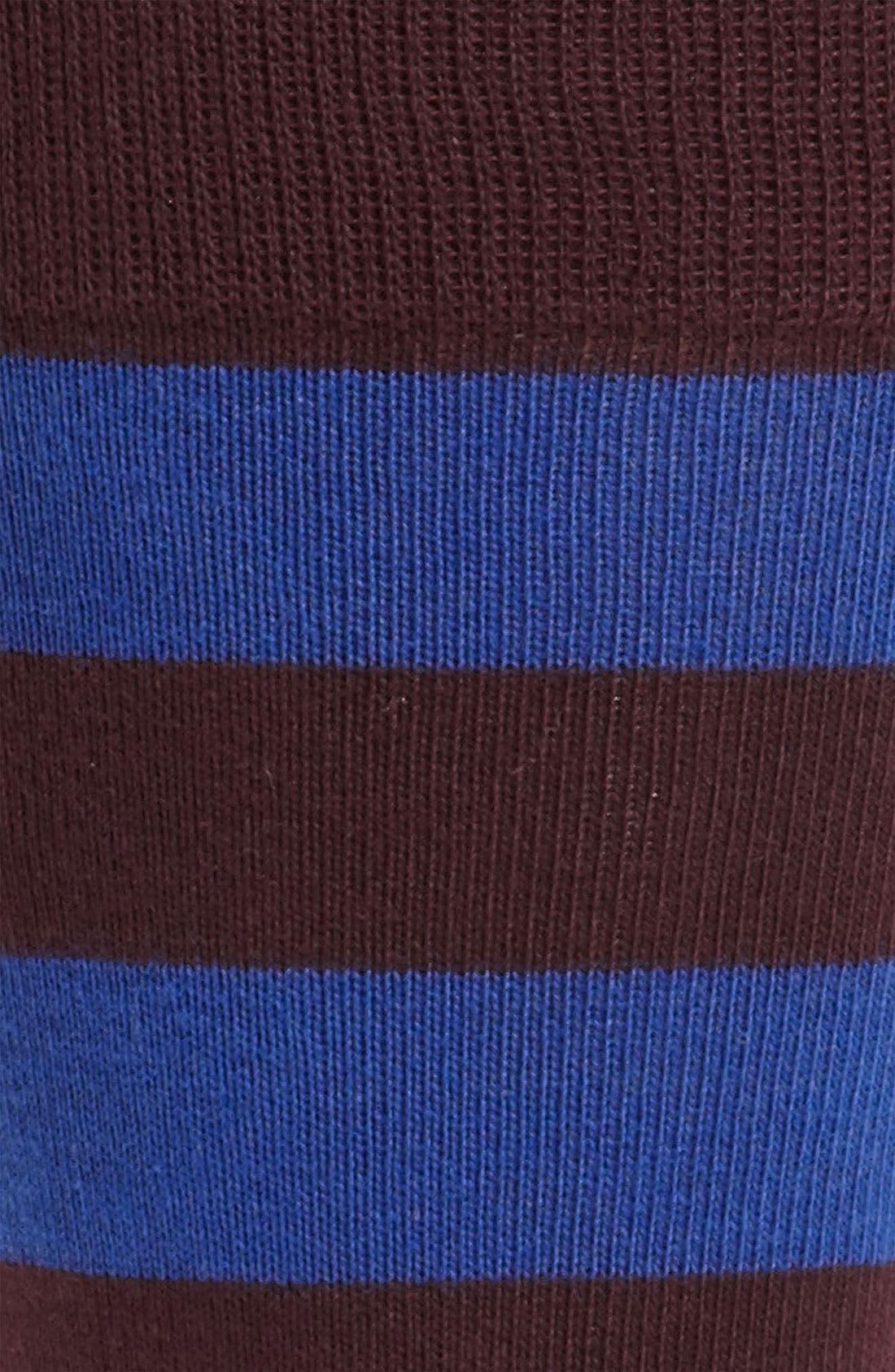 Cotton Blend Socks,                             Alternate thumbnail 34, color,
