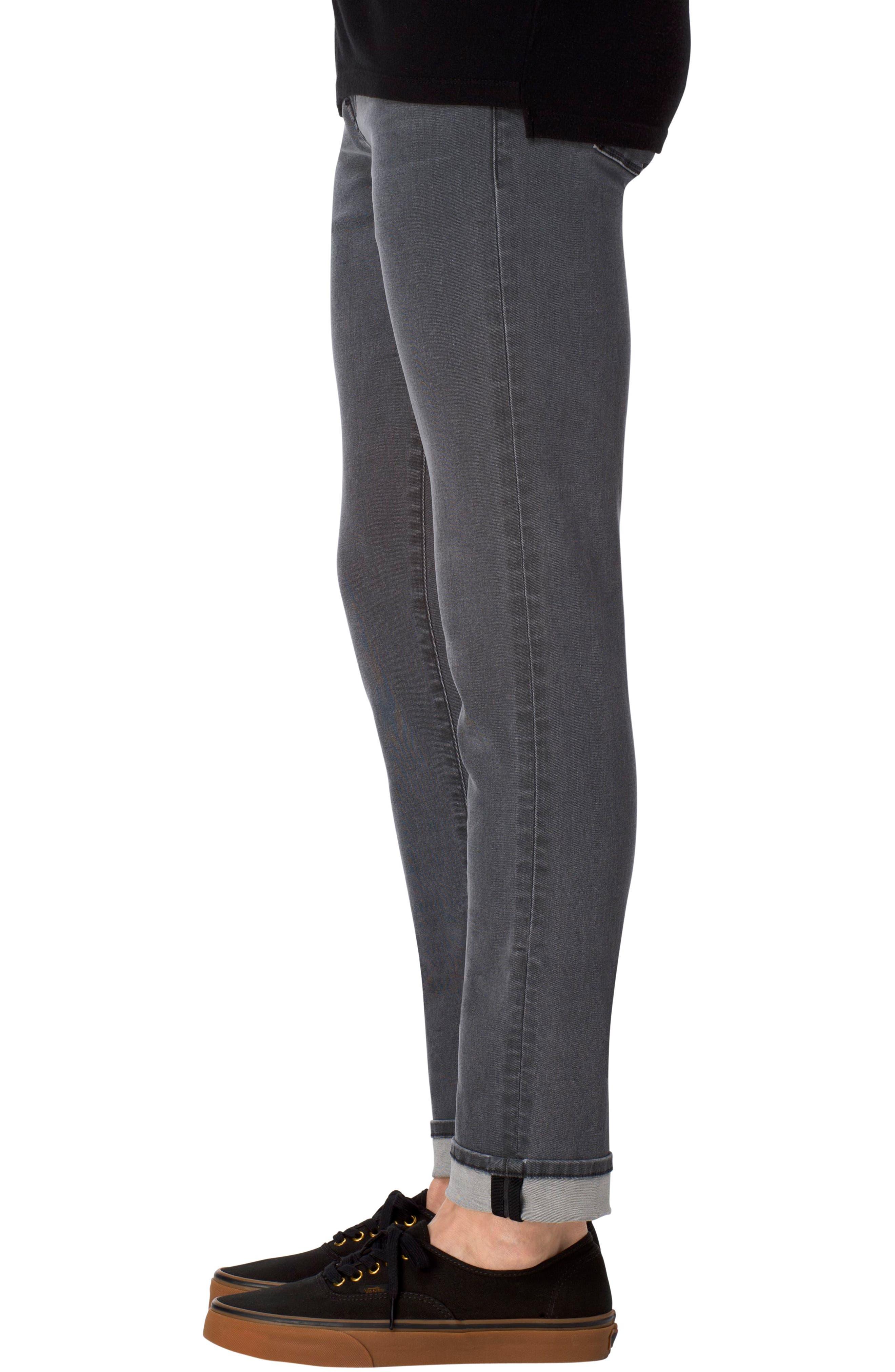 Tyler Slim Fit Jeans,                             Alternate thumbnail 3, color,                             023