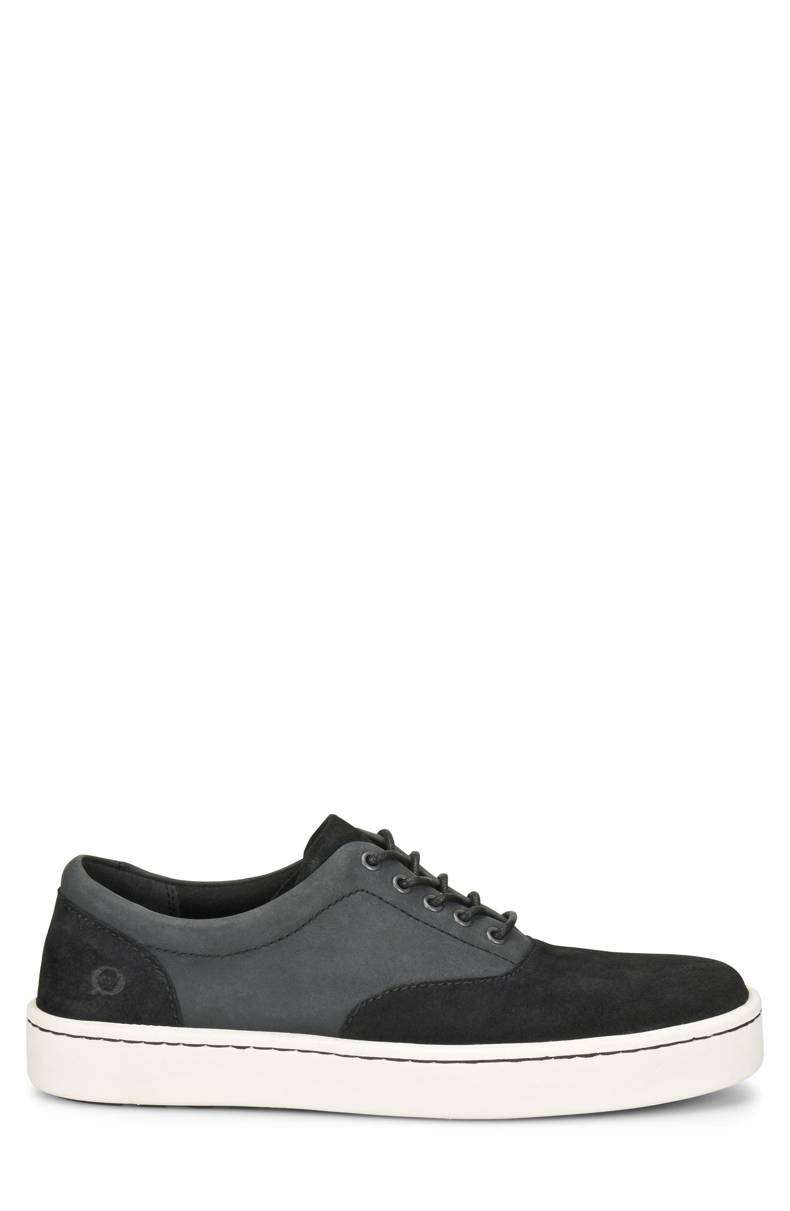 Keystone Low Top Sneaker,                             Alternate thumbnail 3, color,                             001