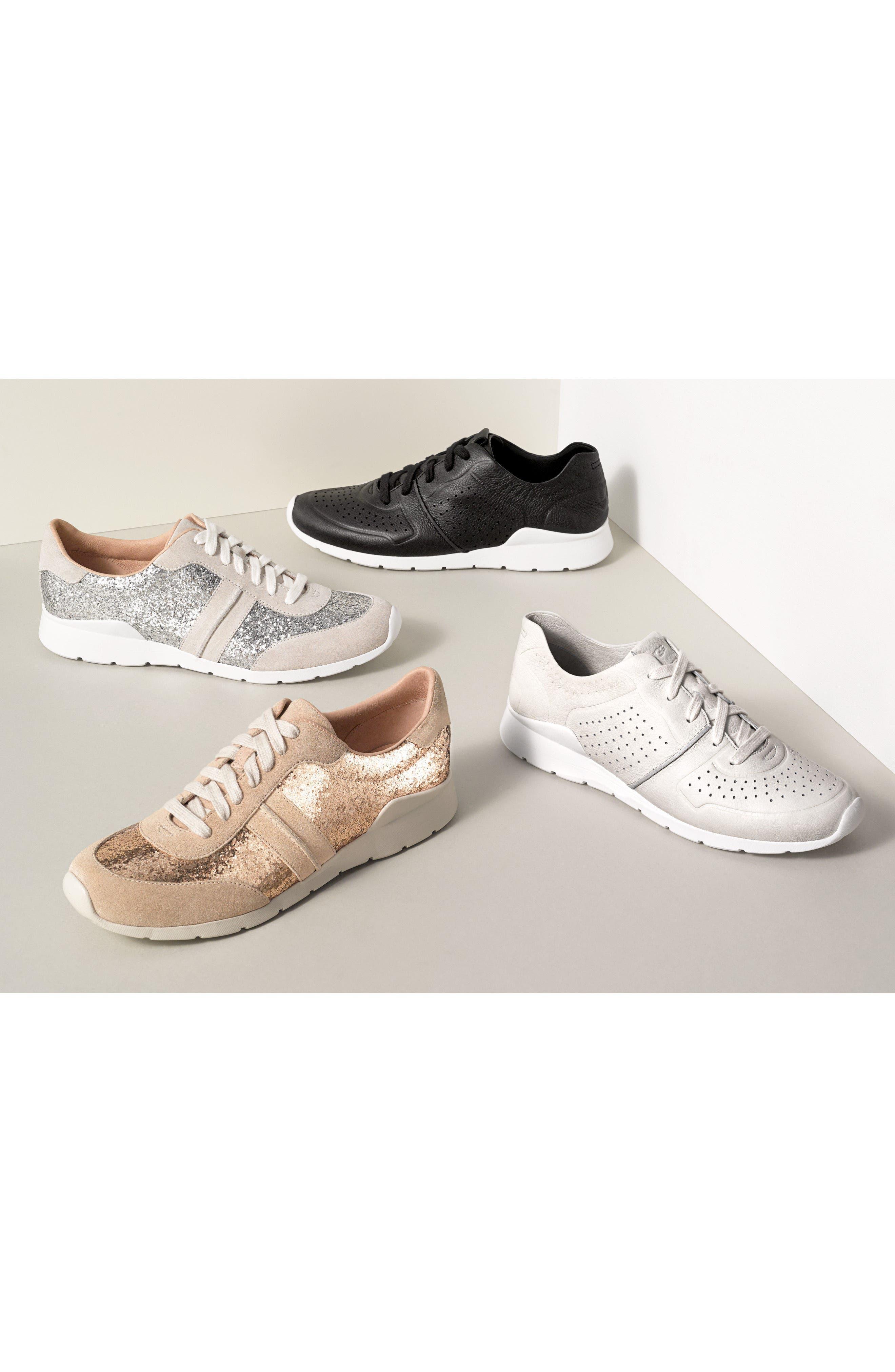 Jaida Glitter Sneaker,                             Alternate thumbnail 7, color,                             040