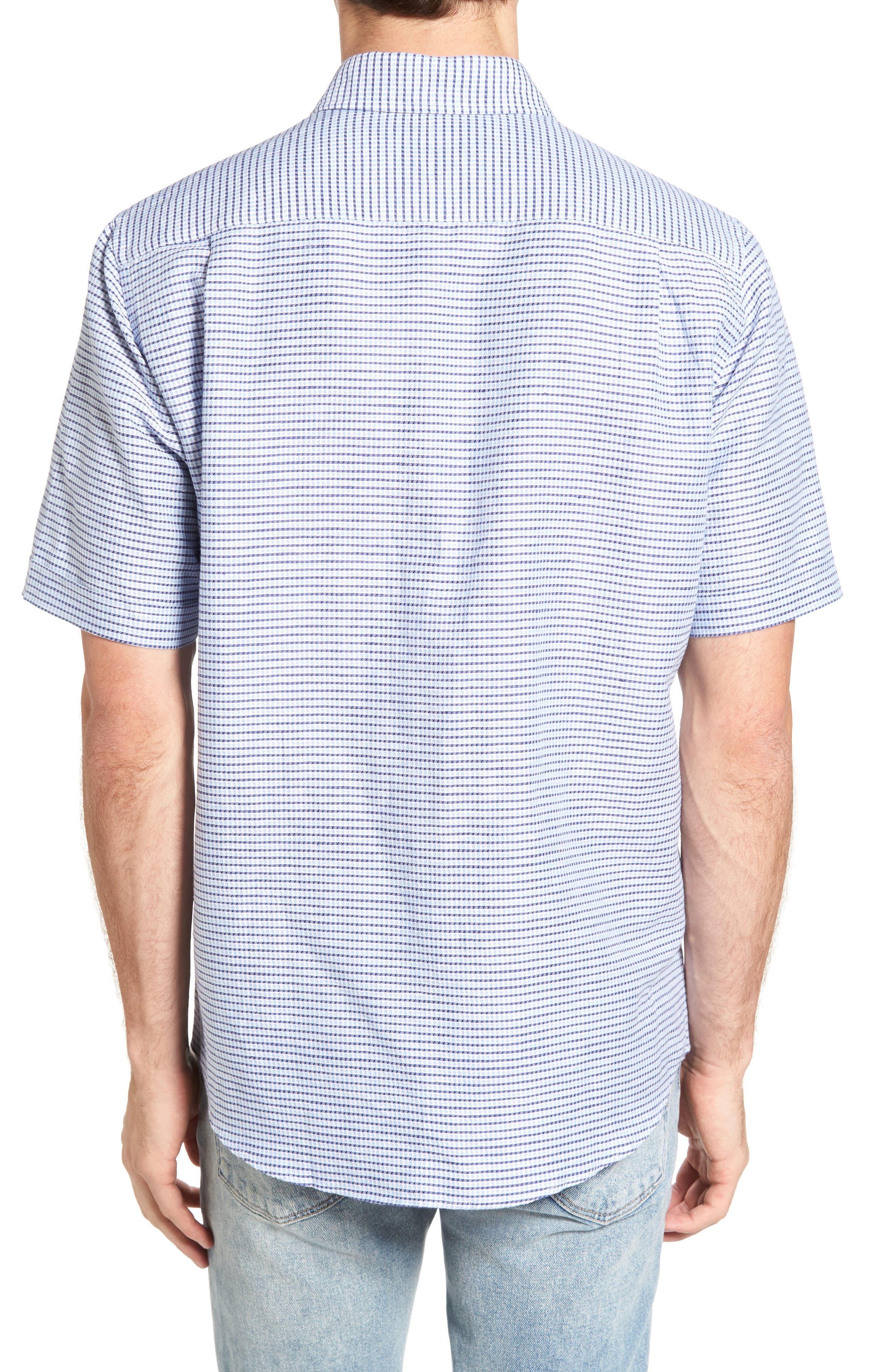 Upper Hutt Original Fit Sport Shirt,                             Alternate thumbnail 2, color,                             459