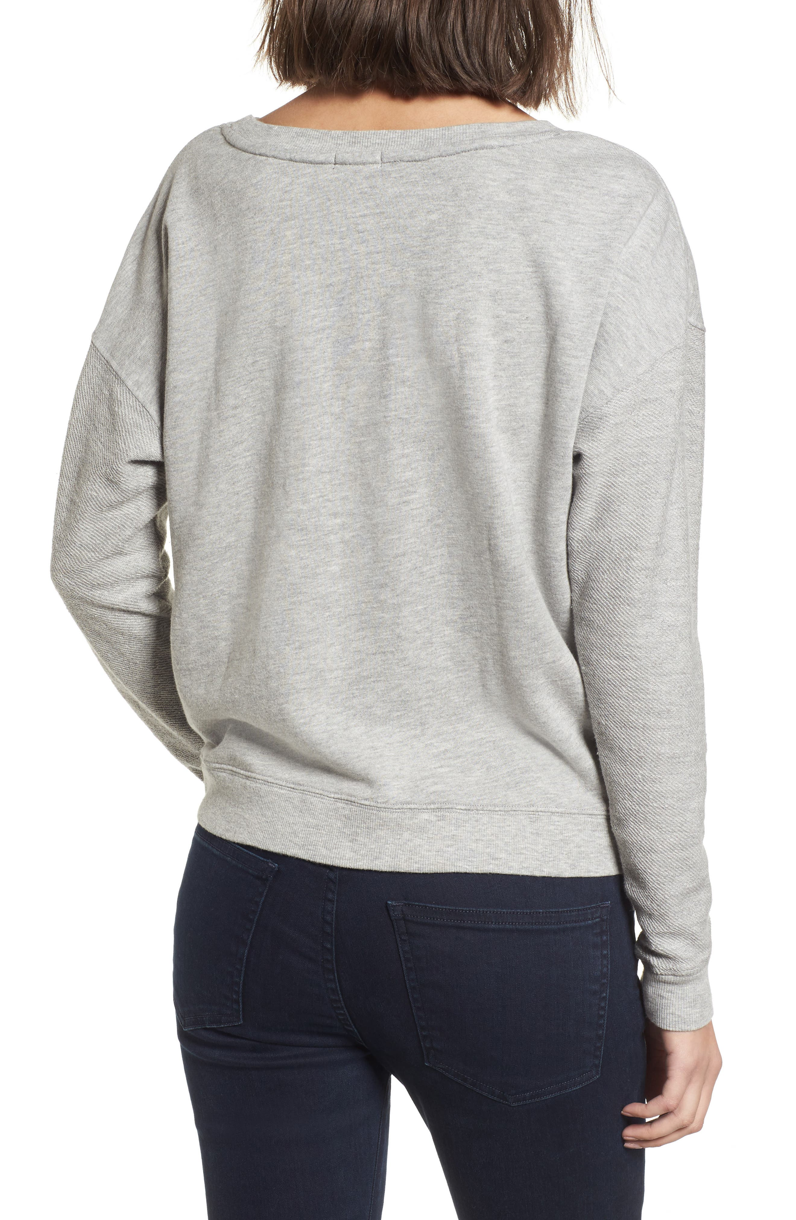 Kelli Paris Sweatshirt,                             Alternate thumbnail 2, color,                             032