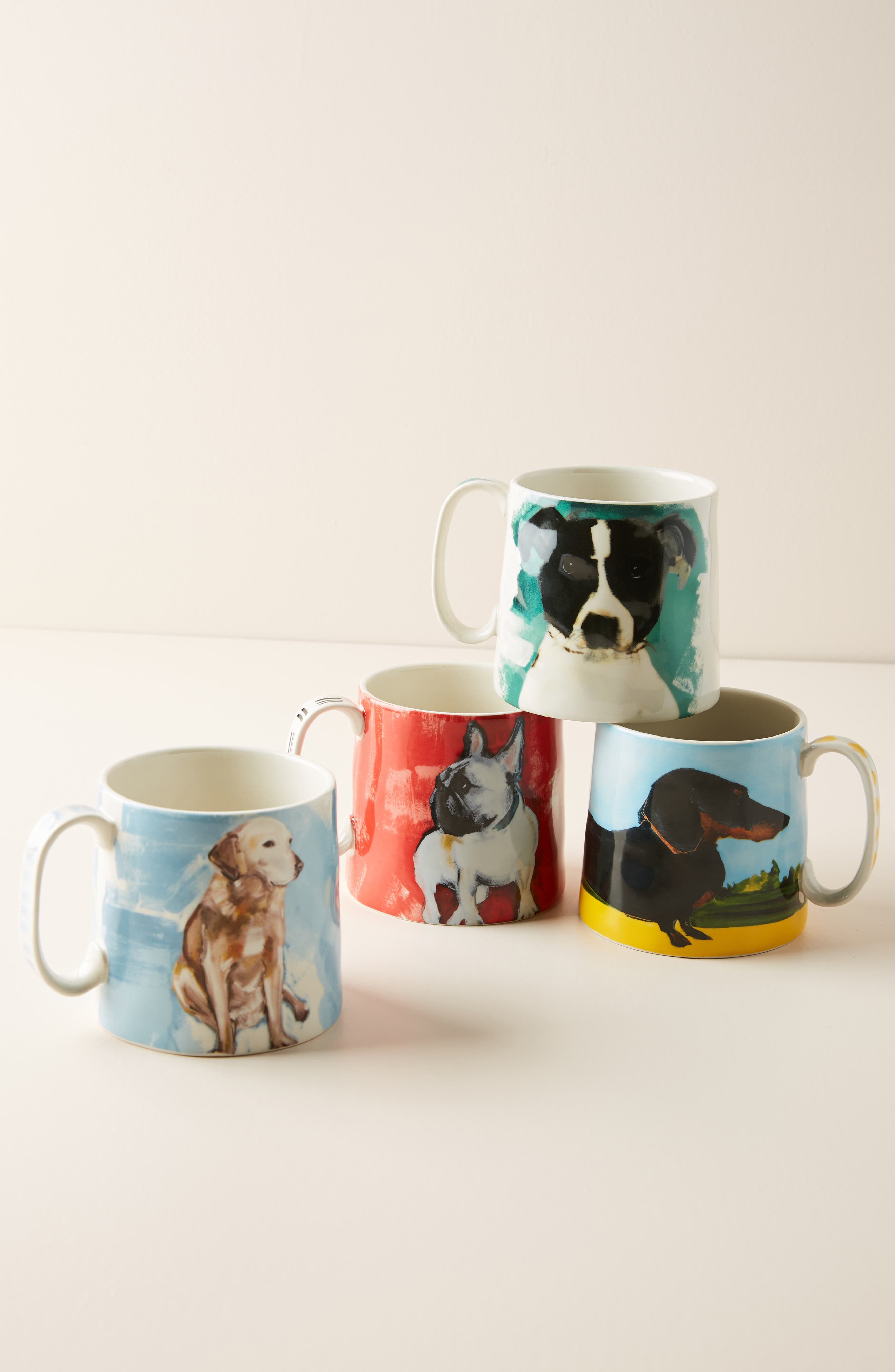 Dog a Day Mug, Main, color, 315