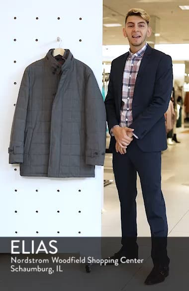 Quilted Car Coat, sales video thumbnail