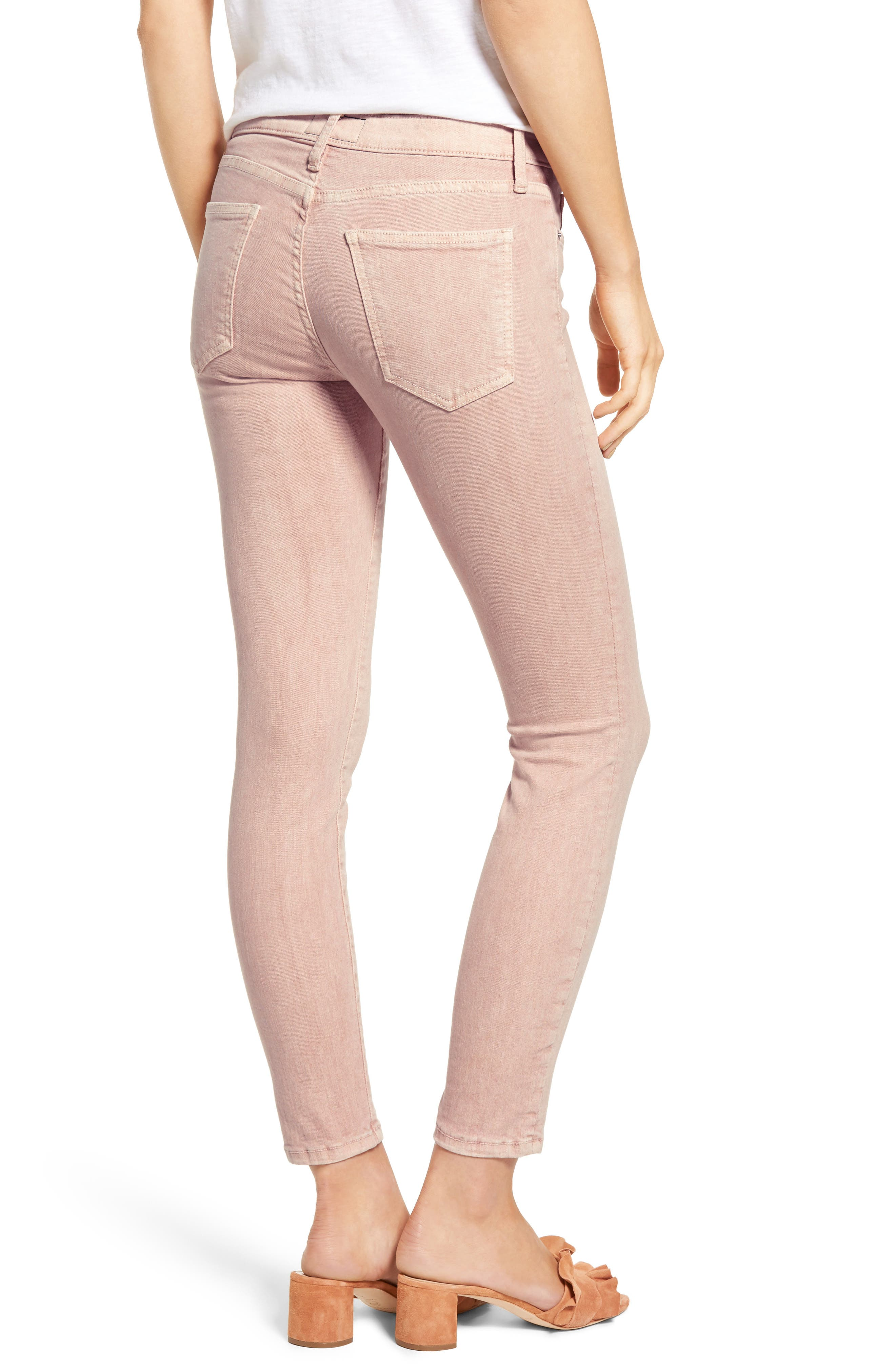 The Stiletto Ankle Skinny Jeans,                             Alternate thumbnail 10, color,