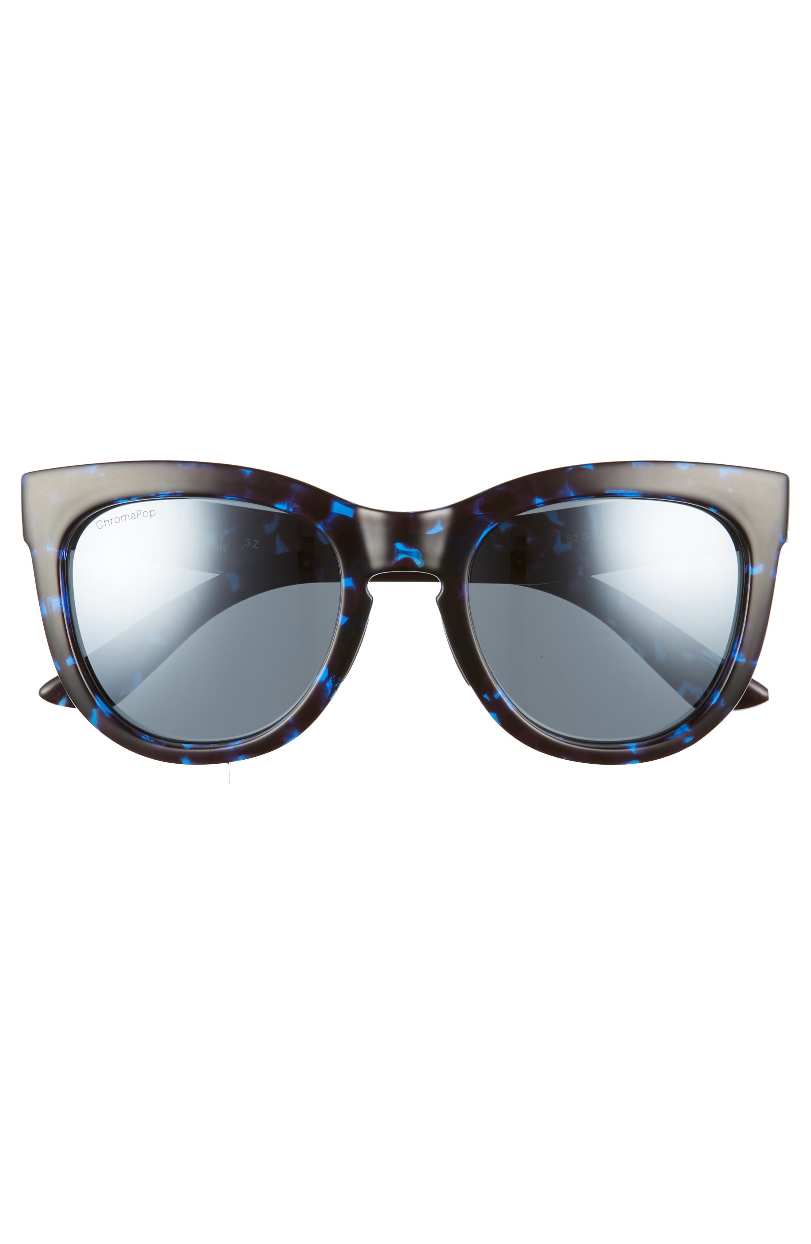 'Sidney' 55mm Polarized Sunglasses,                             Alternate thumbnail 3, color,                             IMPERIAL TORTOISE