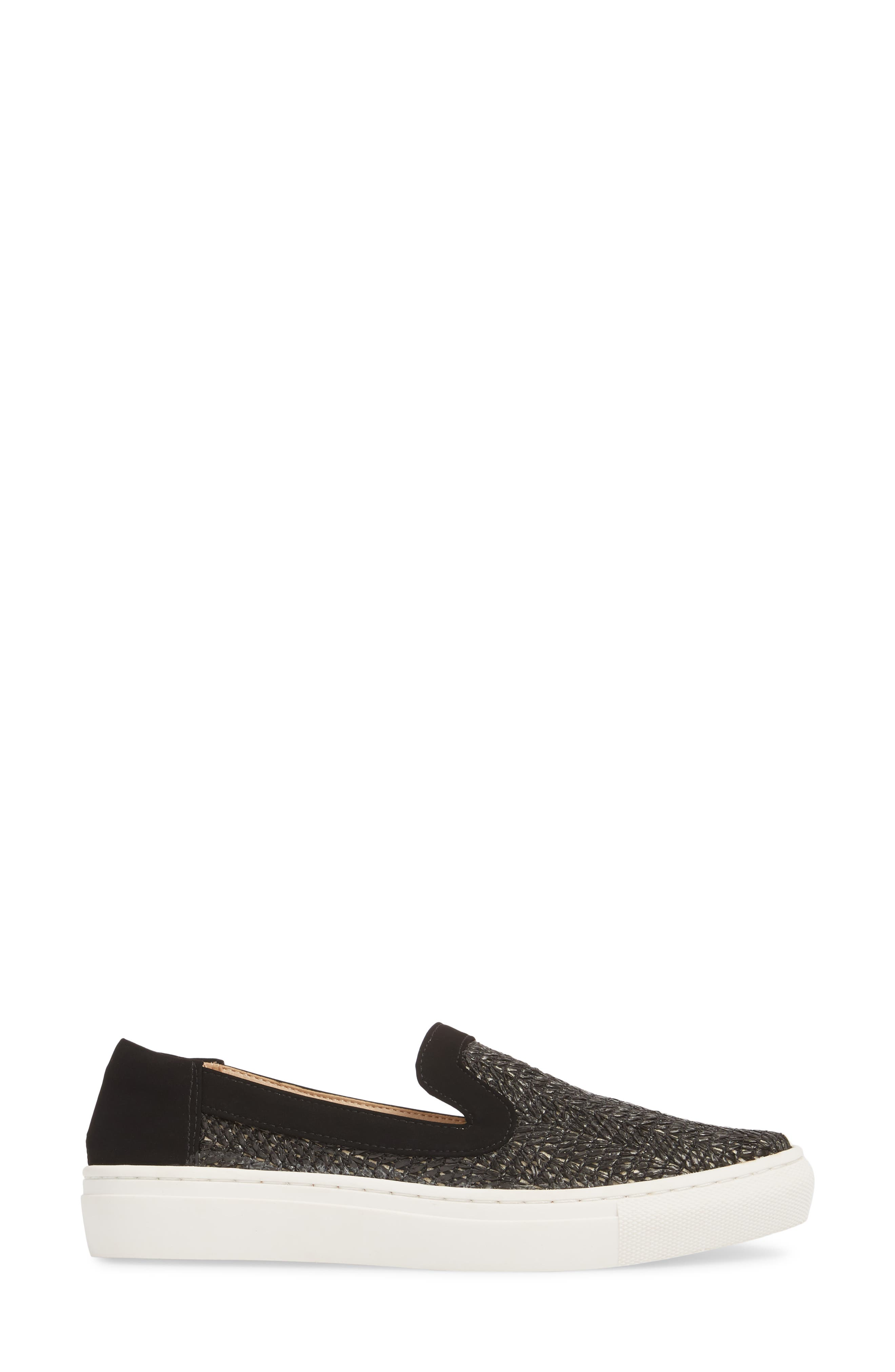 Lineth Sneaker,                             Alternate thumbnail 3, color,                             001