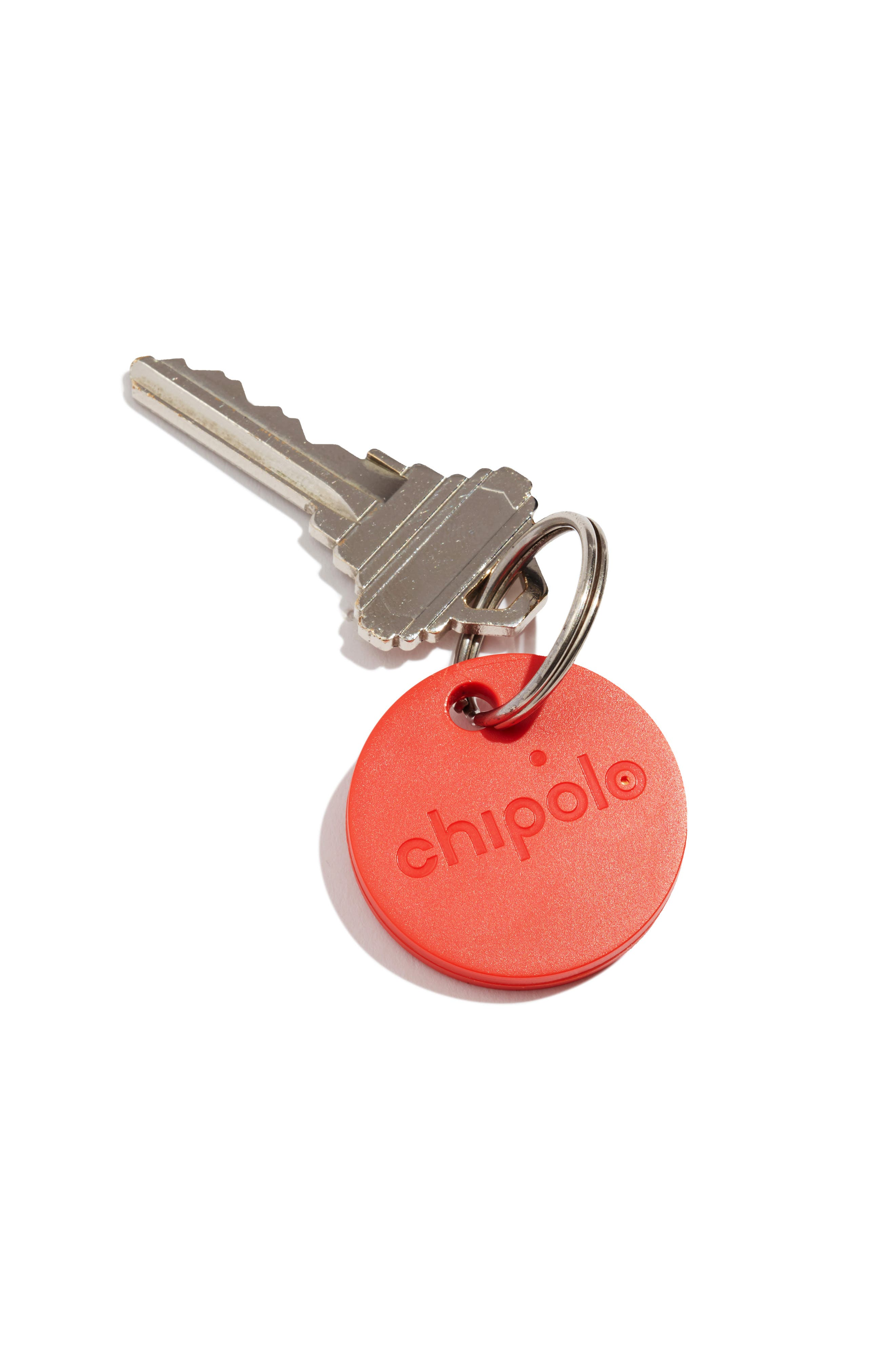 Soda Says x Chipolo Classic 2.0 Bluetooth Tracker,                             Alternate thumbnail 2, color,                             RED
