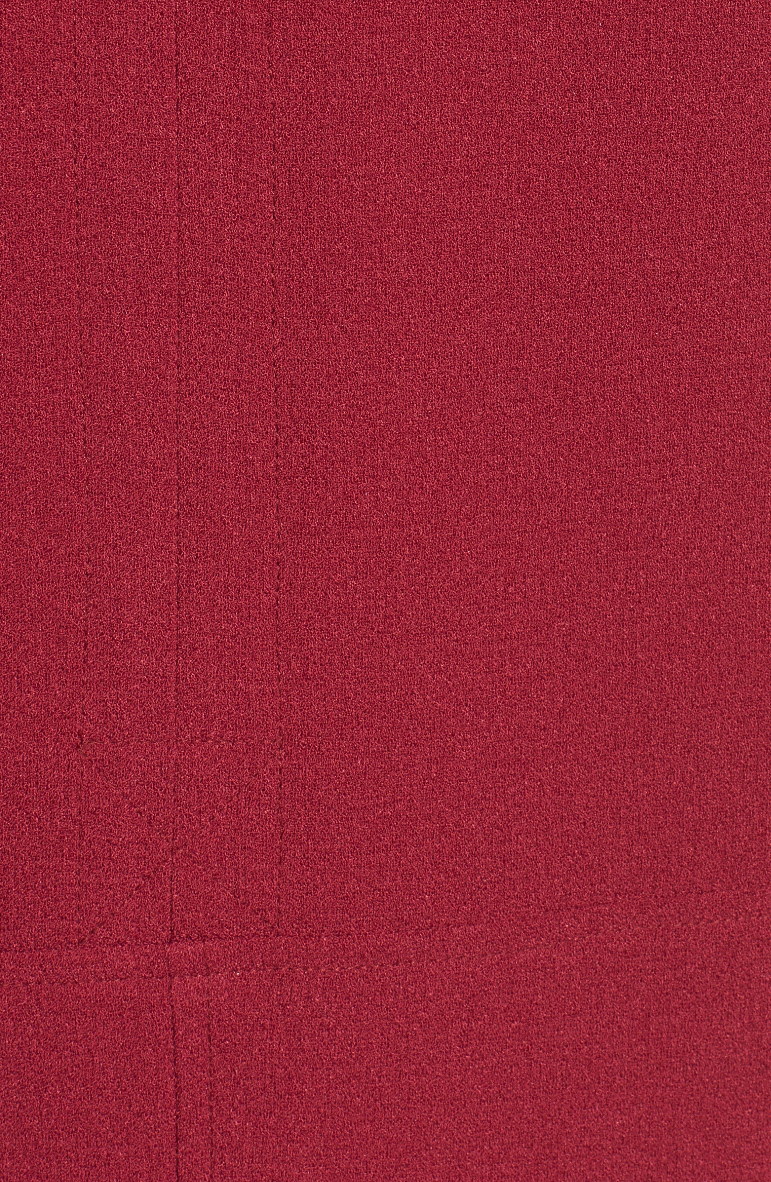 Hailey Crepe Dress,                             Alternate thumbnail 139, color,