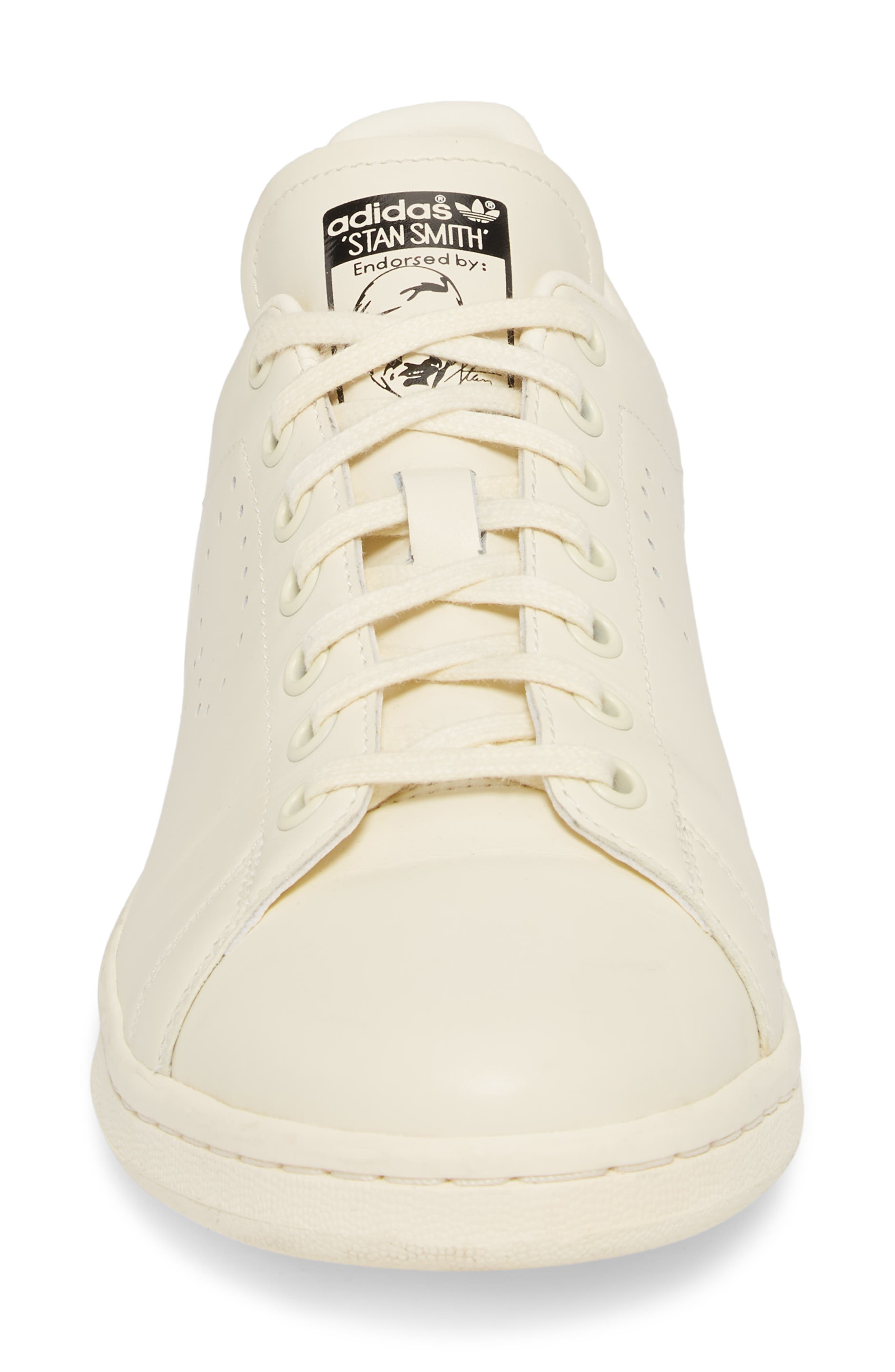 RAF SIMONS BY ADIDAS,                             adidas by Raf Simons 'Stan Smith' Sneaker,                             Alternate thumbnail 4, color,                             151