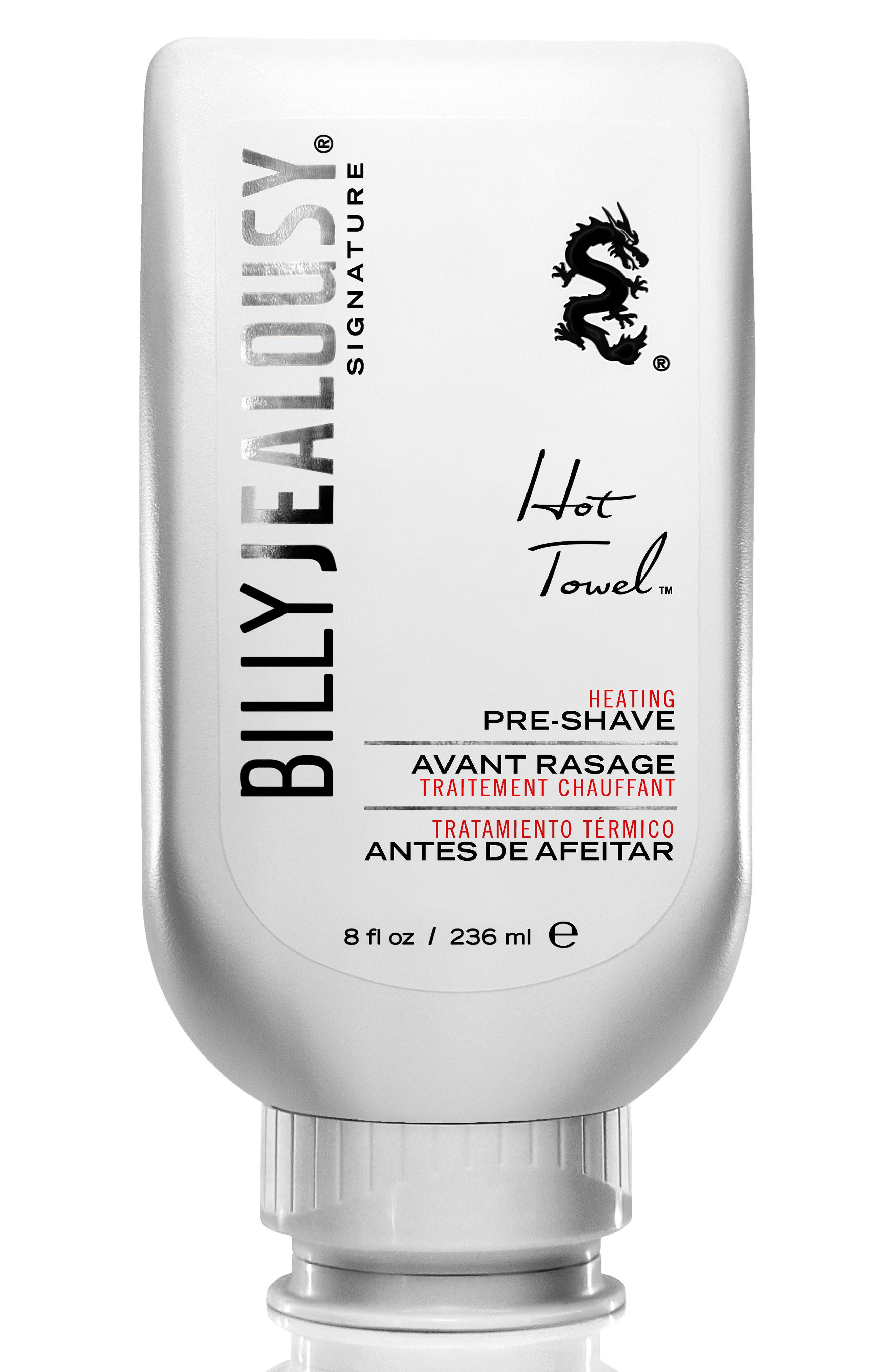 'Hot Towel' Pre-Shave Treatment,                             Main thumbnail 1, color,                             000