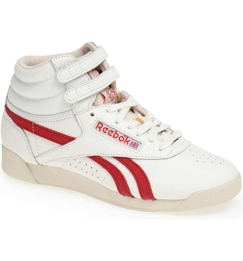 a7cf7aa40ab Reebok  Freestyle Hi - Vintage  Sneaker (Women)
