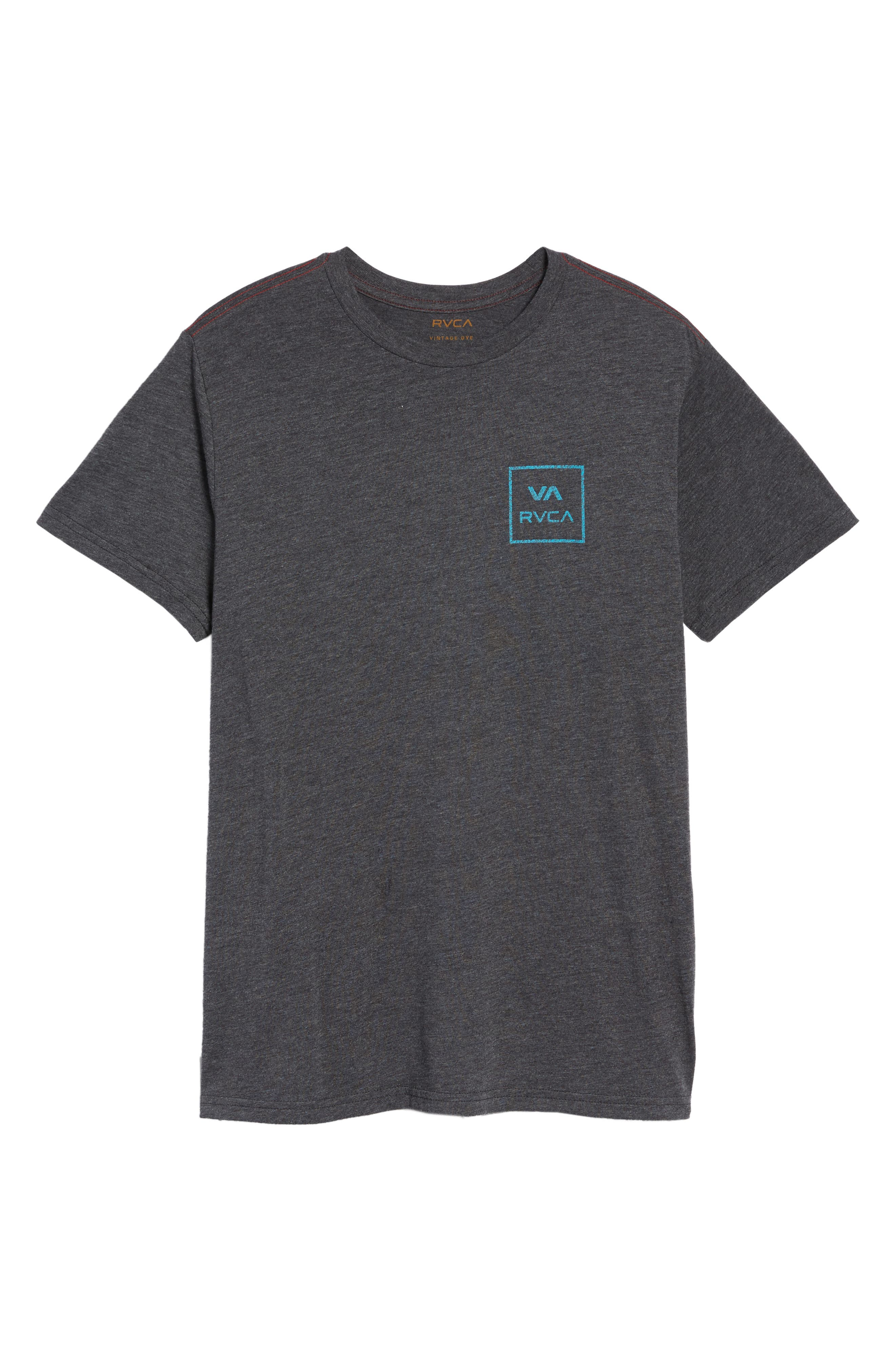 Grid All the Way Graphic T-Shirt,                             Alternate thumbnail 6, color,                             001