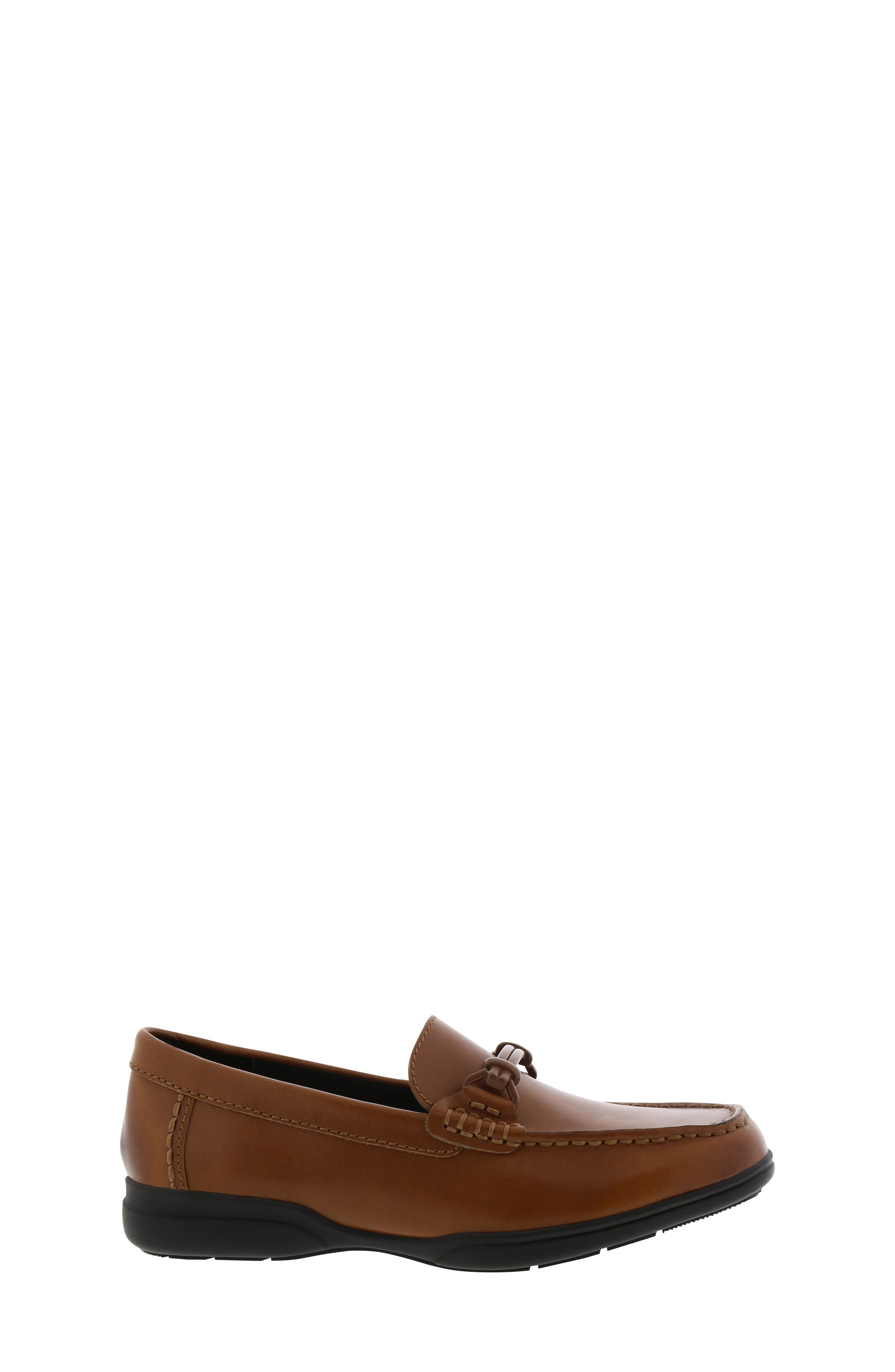 Joe Mason Driving Loafer,                             Alternate thumbnail 3, color,                             BURNT WHISKEY