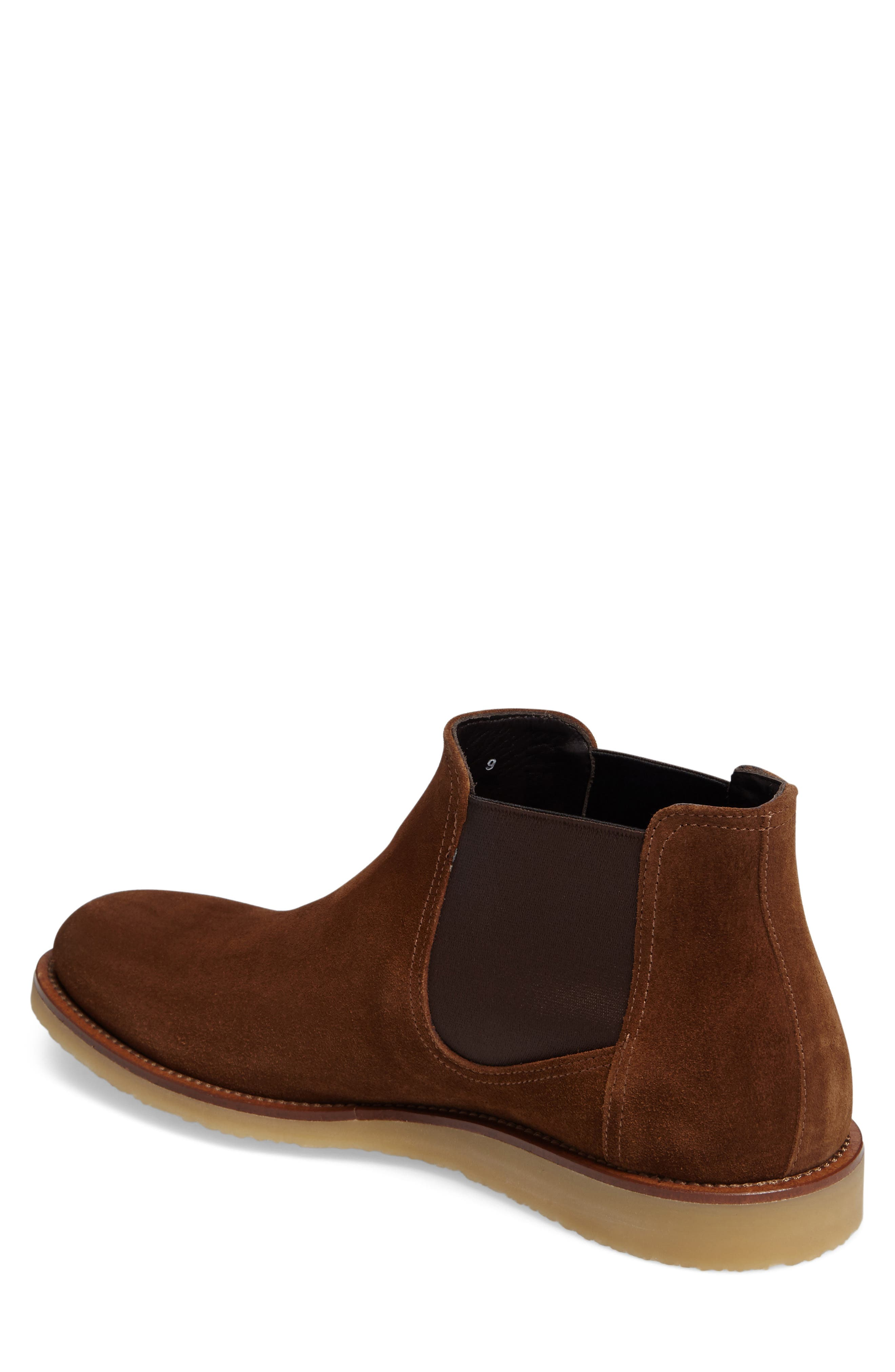 March Chelsea Boot,                             Alternate thumbnail 6, color,