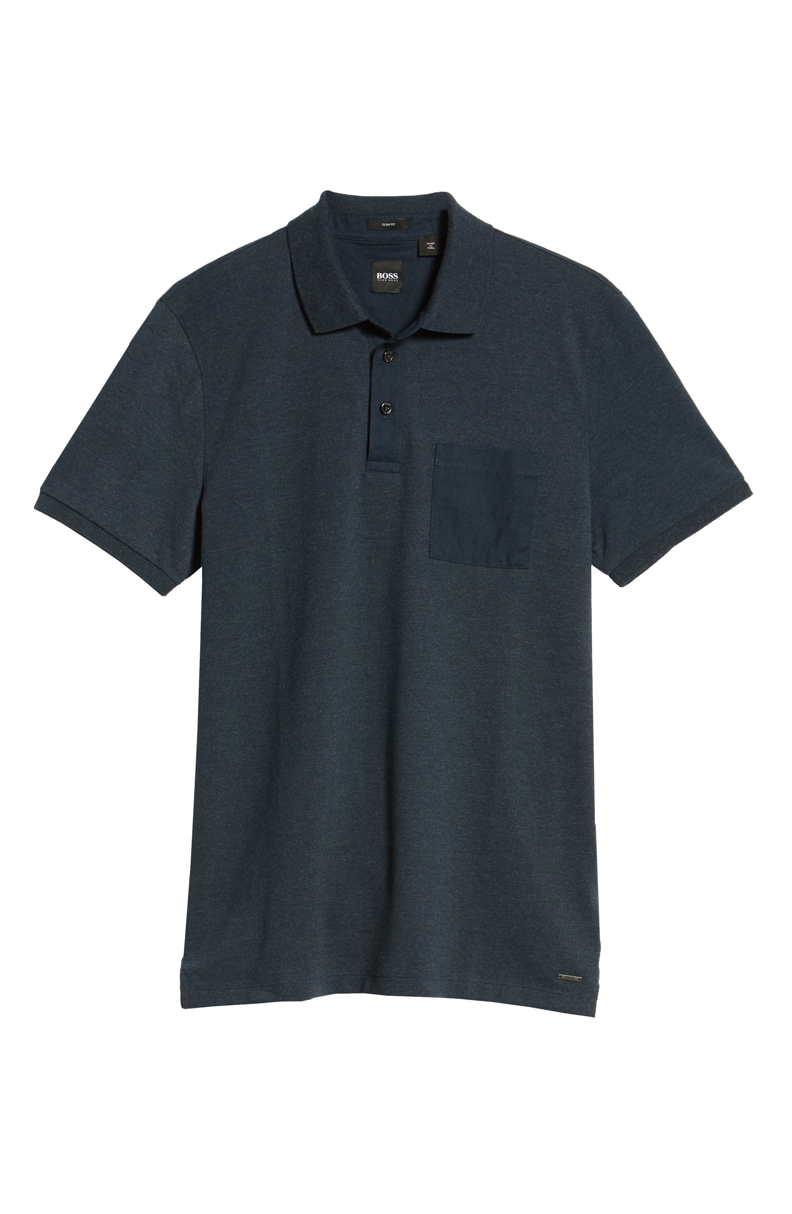 Penrose Polo Shirt,                             Alternate thumbnail 6, color,                             410