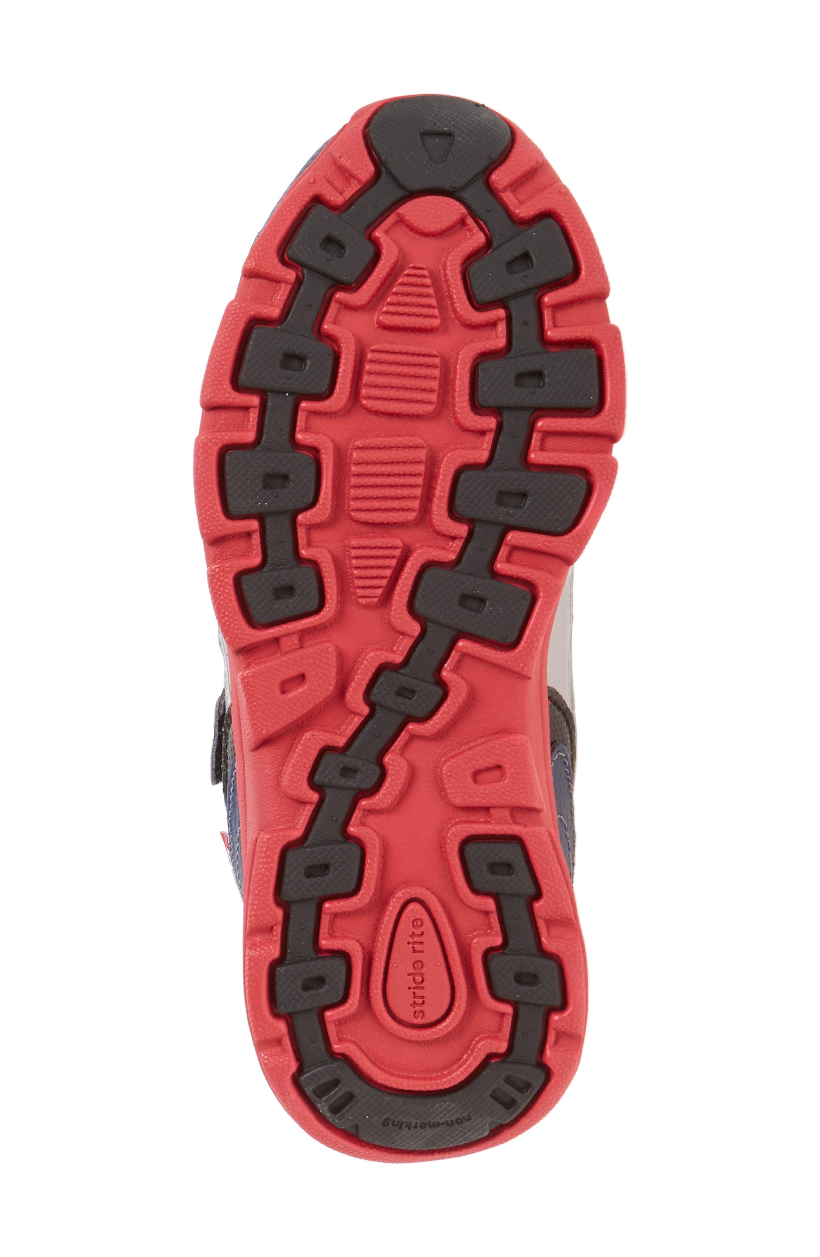 Spidey Sense Light-Up Sneaker,                             Alternate thumbnail 4, color,