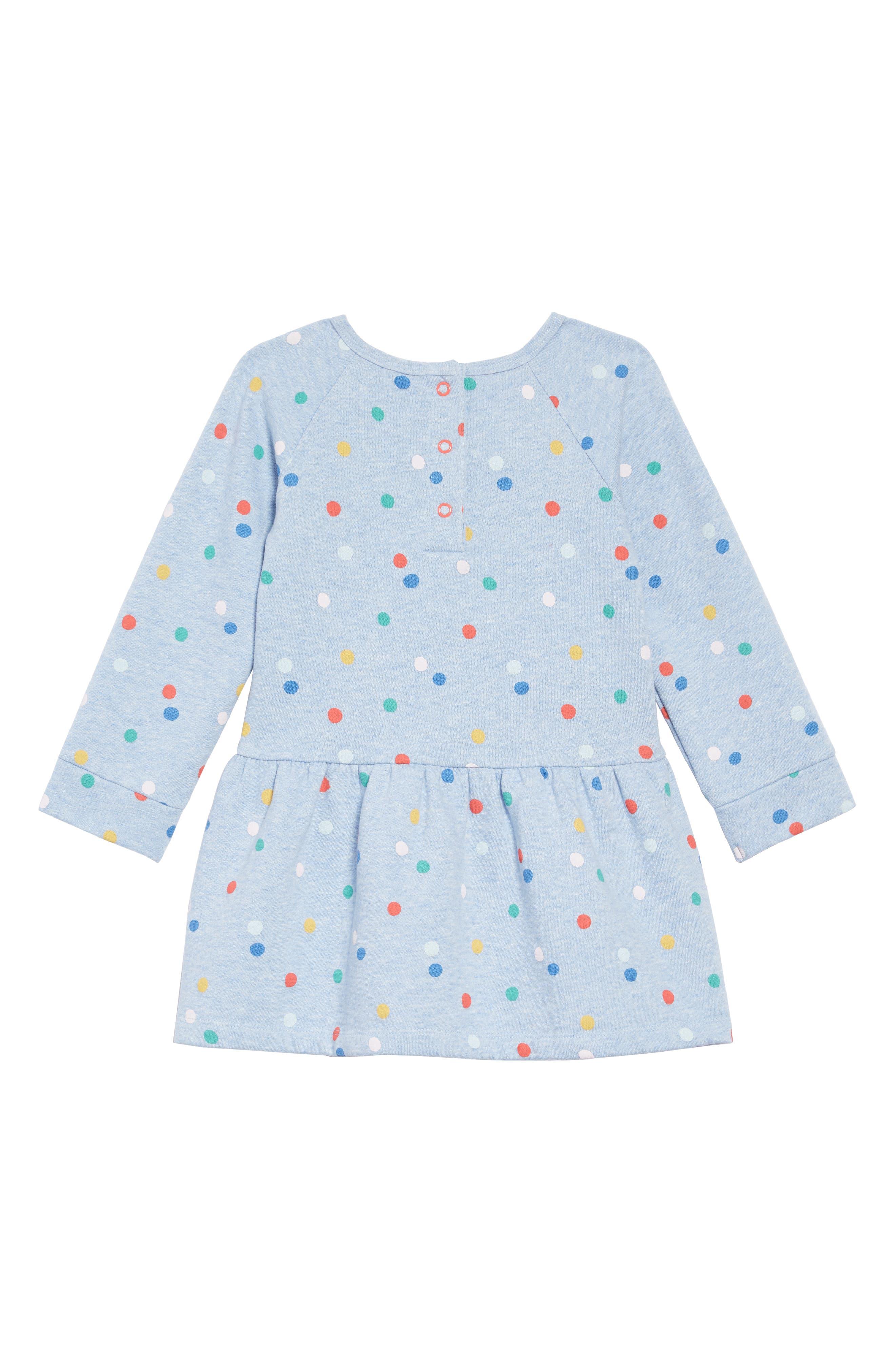 Colorful Cozy Dress,                             Alternate thumbnail 2, color,                             MUL MULTI PAINTED SPOT