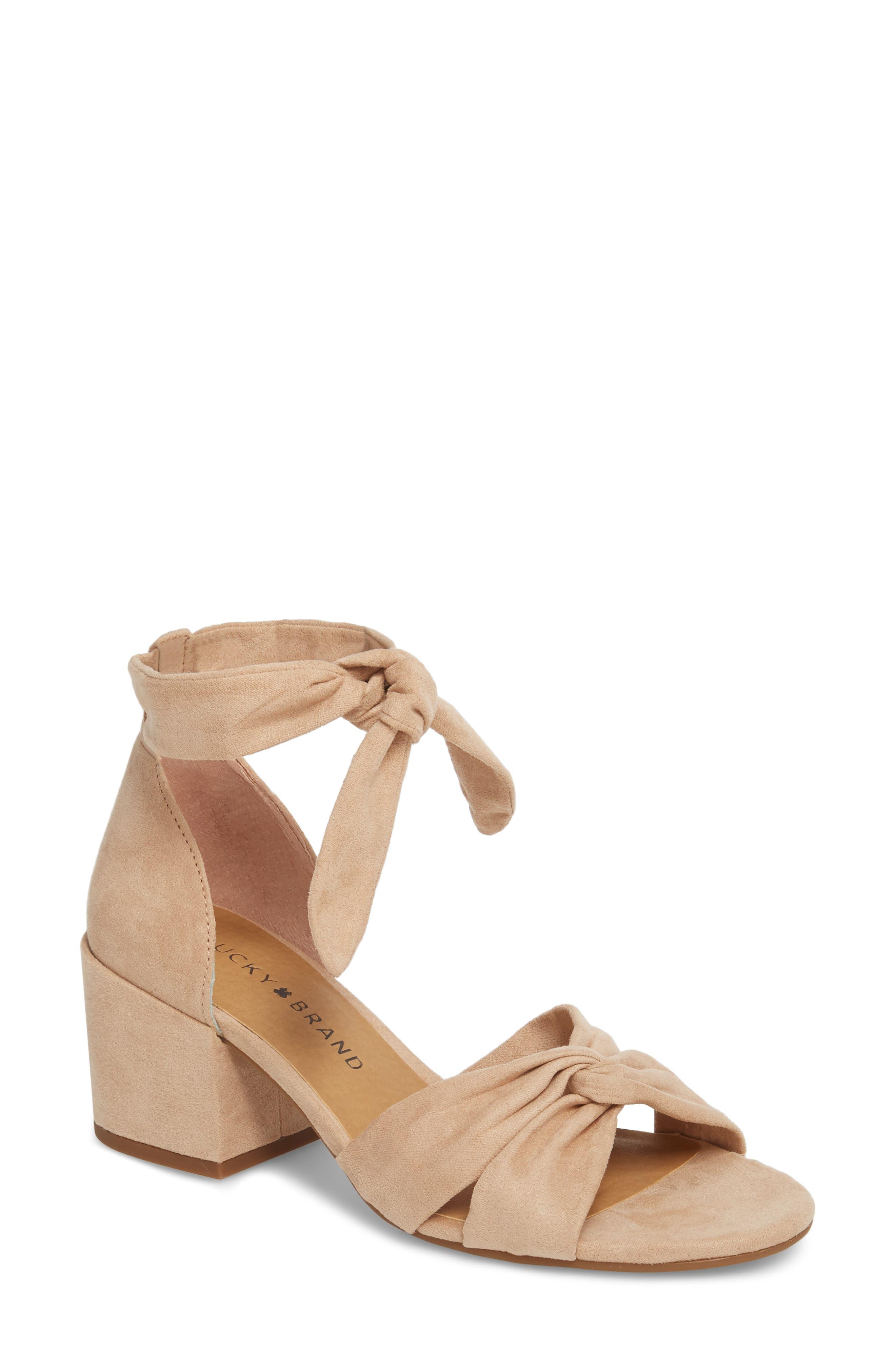 Xaylah Ankle Strap Sandal,                             Main thumbnail 5, color,