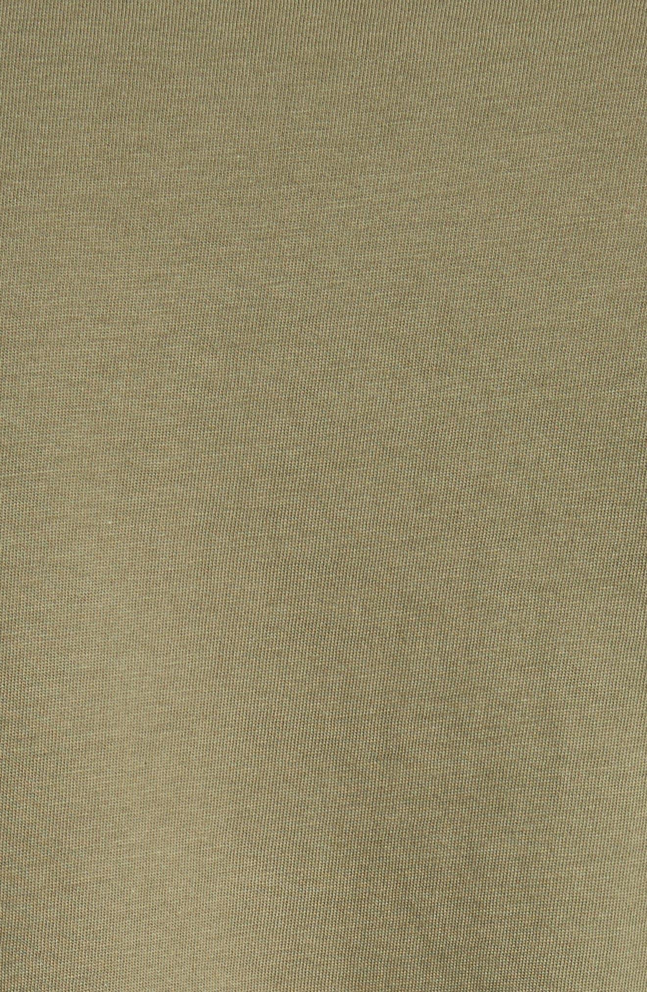 Tonal Slash Graphic T-Shirt,                             Alternate thumbnail 5, color,                             305