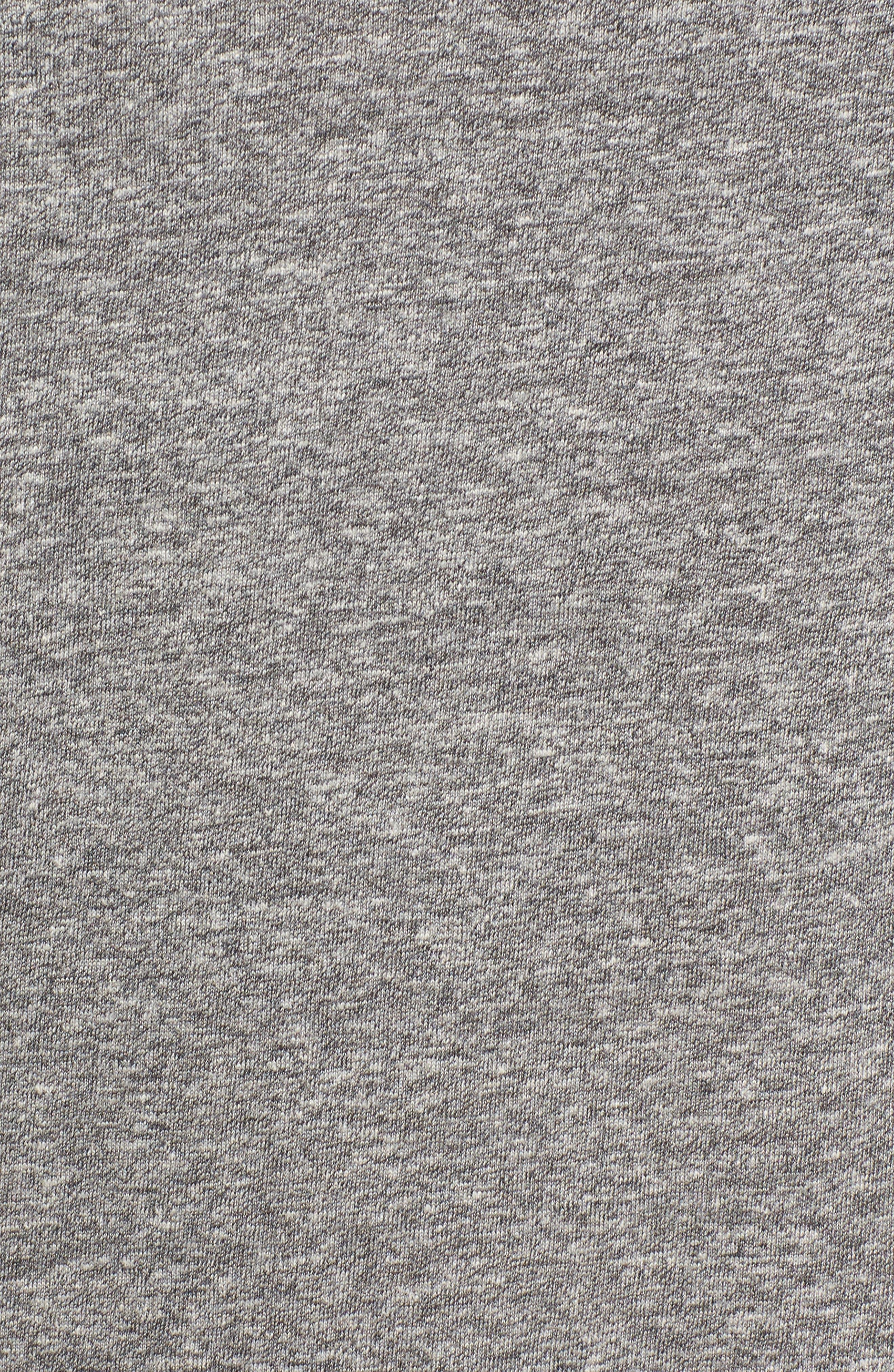 T-Shirt Dress,                             Alternate thumbnail 5, color,                             099