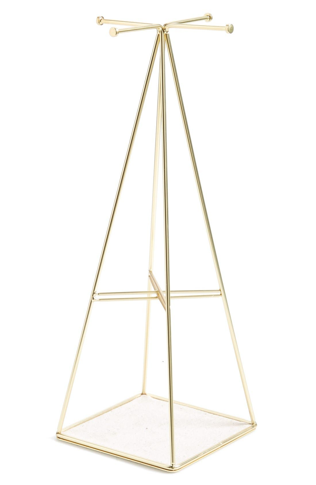 'Prisma' Jewelry Stand,                             Main thumbnail 1, color,                             040