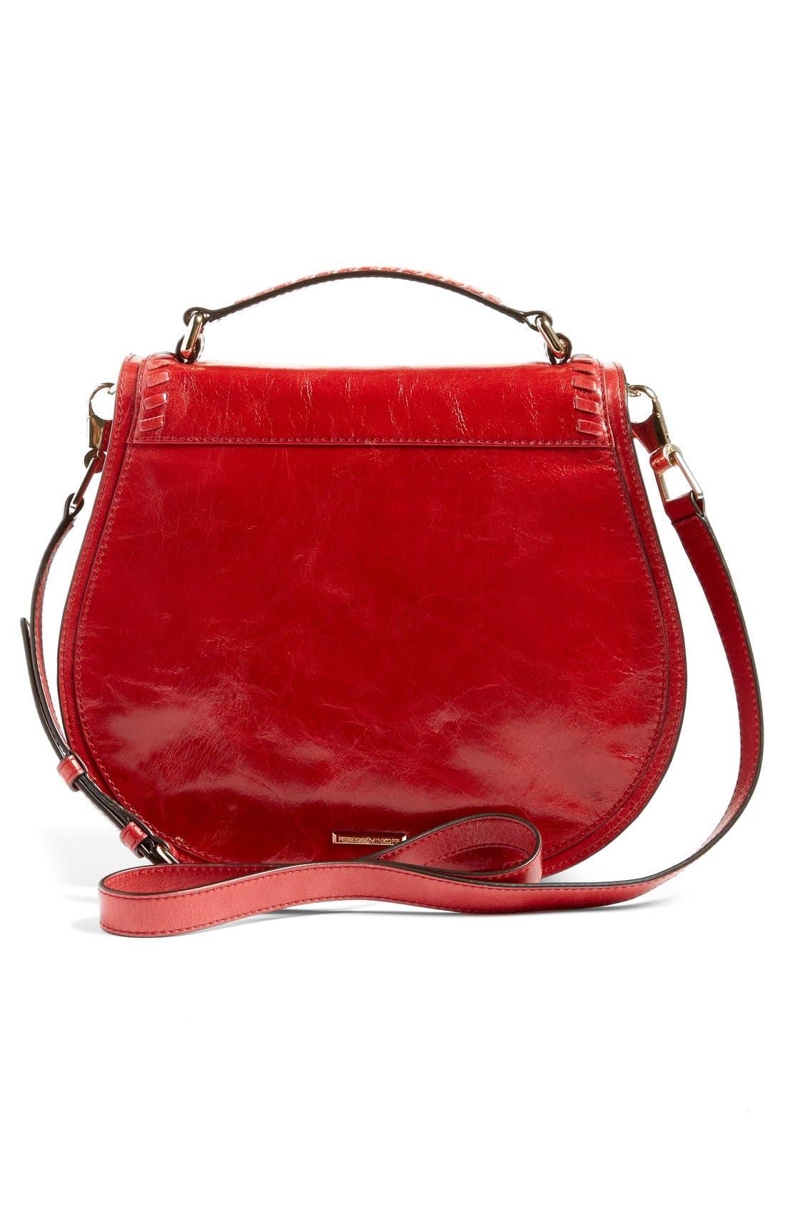 Vanity Saddle Bag,                             Alternate thumbnail 66, color,