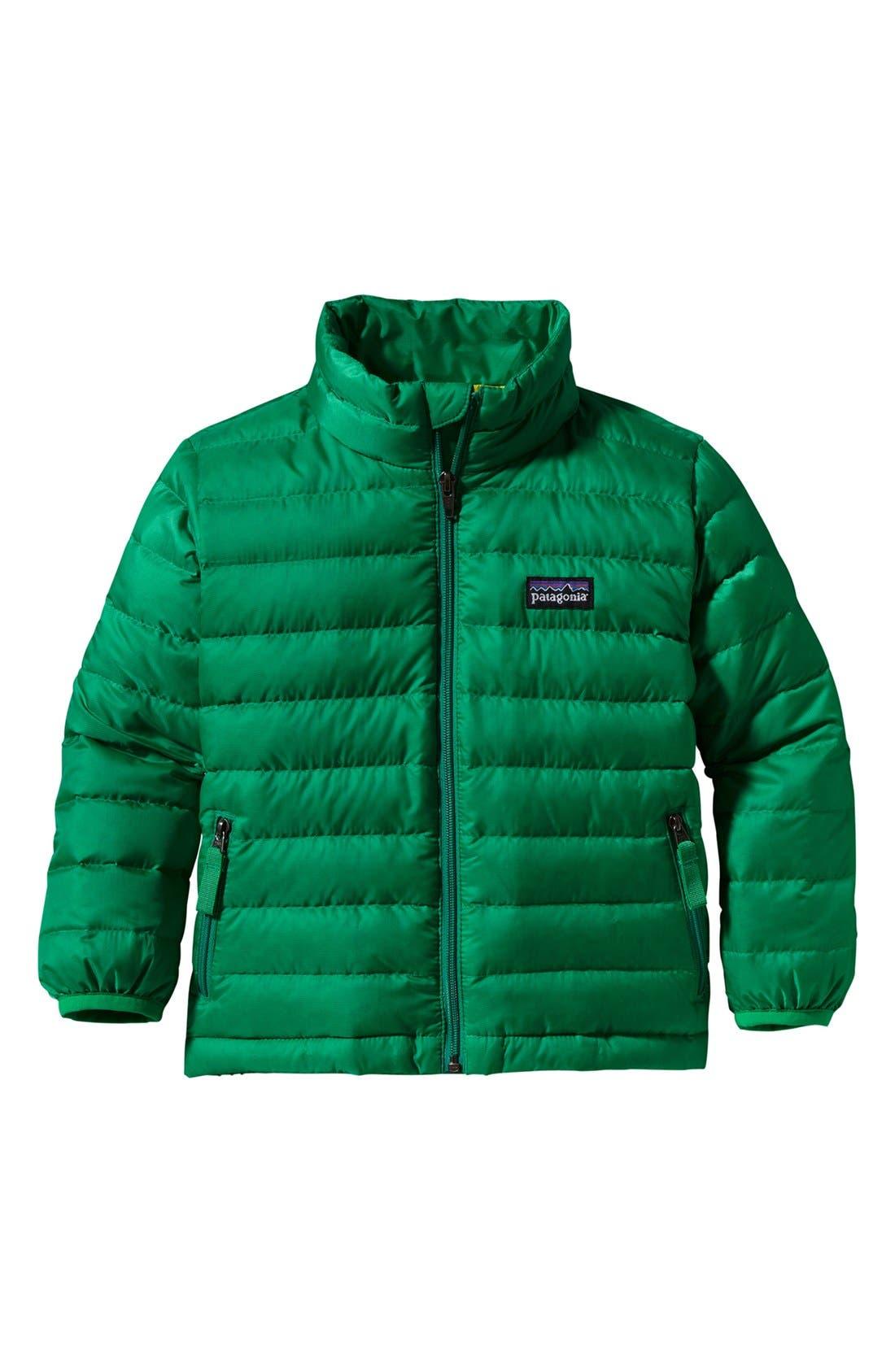 PATAGONIA,                             Down Sweater Jacket,                             Main thumbnail 1, color,                             300