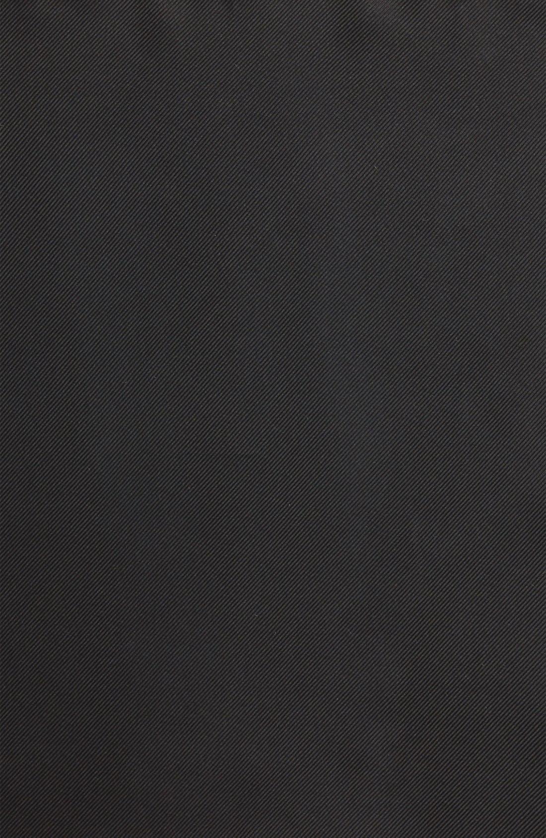 Men's Shop Silk Twill Pocket Square,                             Alternate thumbnail 5, color,                             001