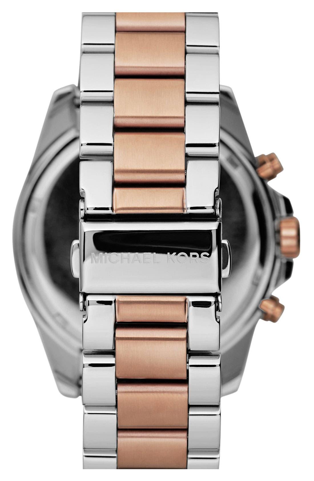 Bradshaw Chronograph Bracelet Watch, 43mm,                             Alternate thumbnail 32, color,