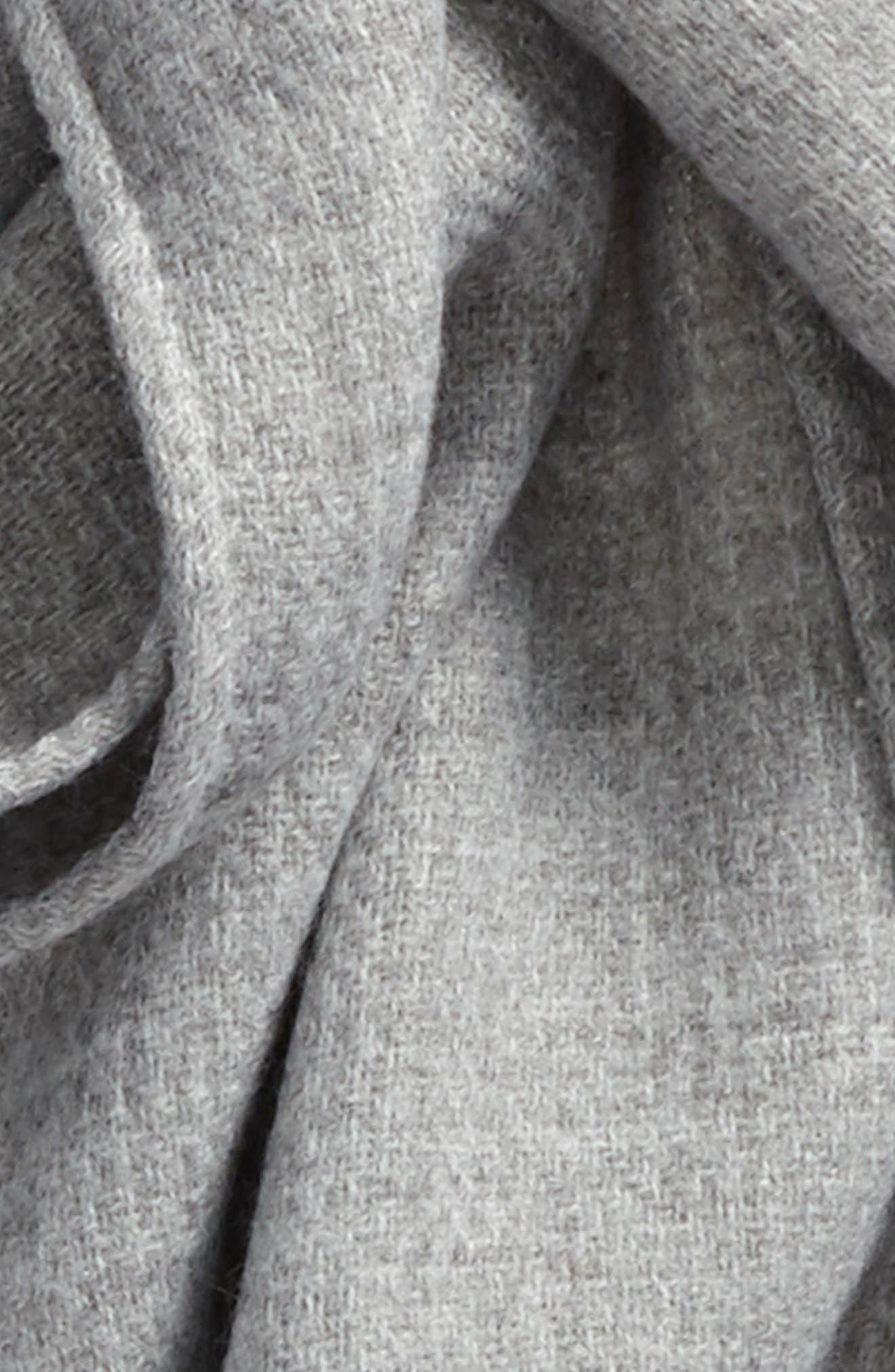 Super Soft Fringe Scarf,                             Alternate thumbnail 3, color,                             050