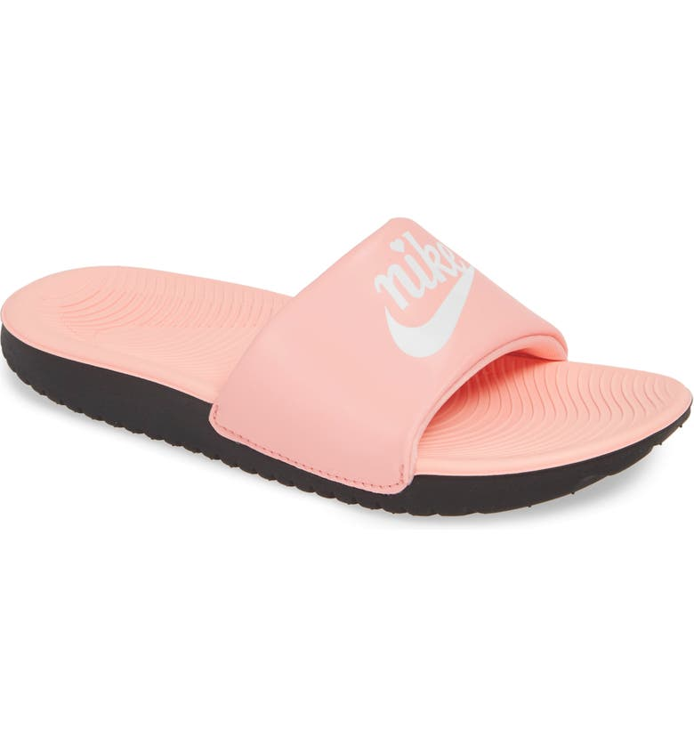 fbc1880ef1e410 Nike KAWA VDAY Slide Sandal (Toddler
