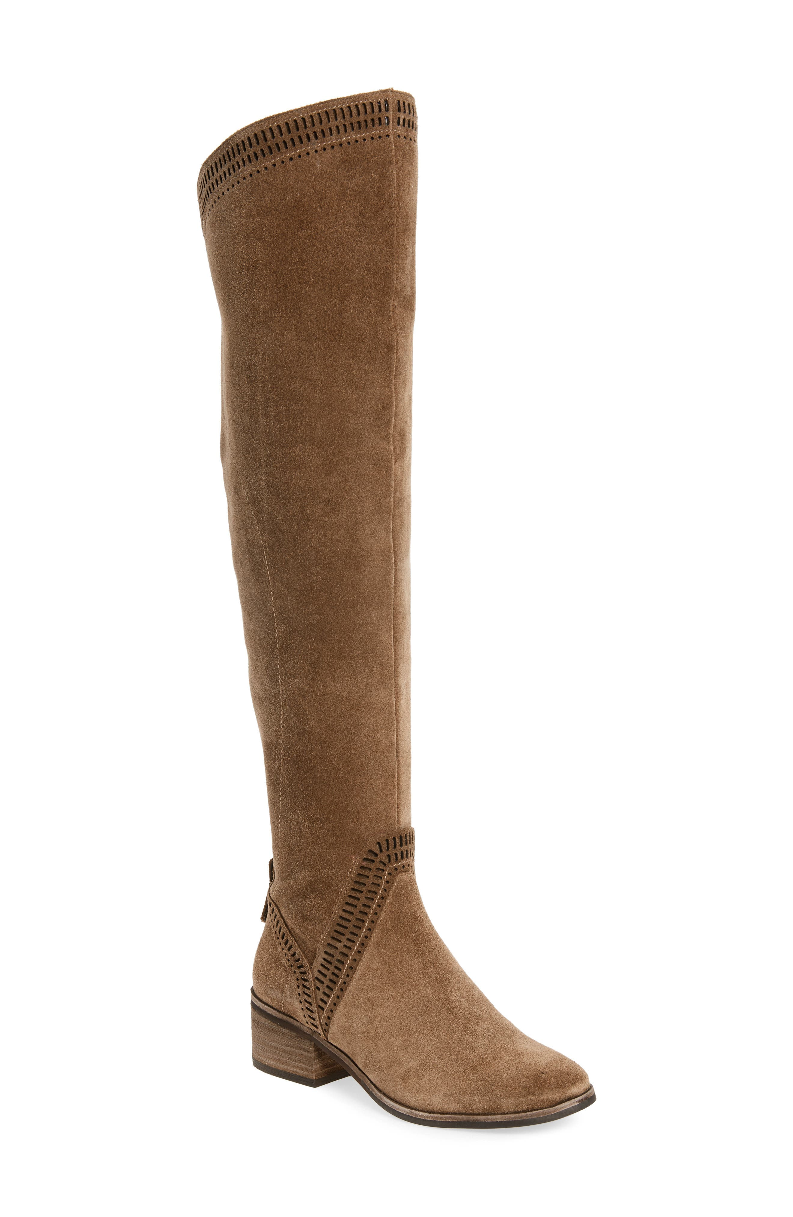 Karinda Over the Knee Boot,                         Main,                         color, 200