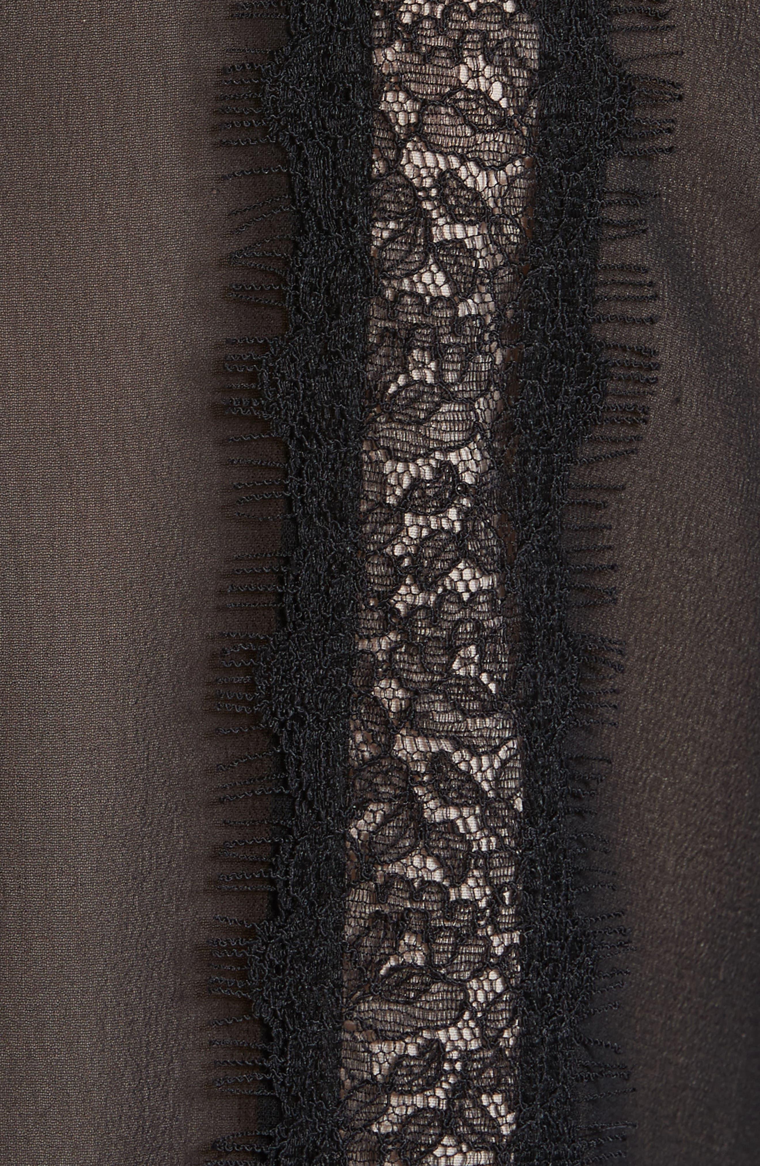 Glinda Cold Shoulder Blouse,                             Alternate thumbnail 5, color,