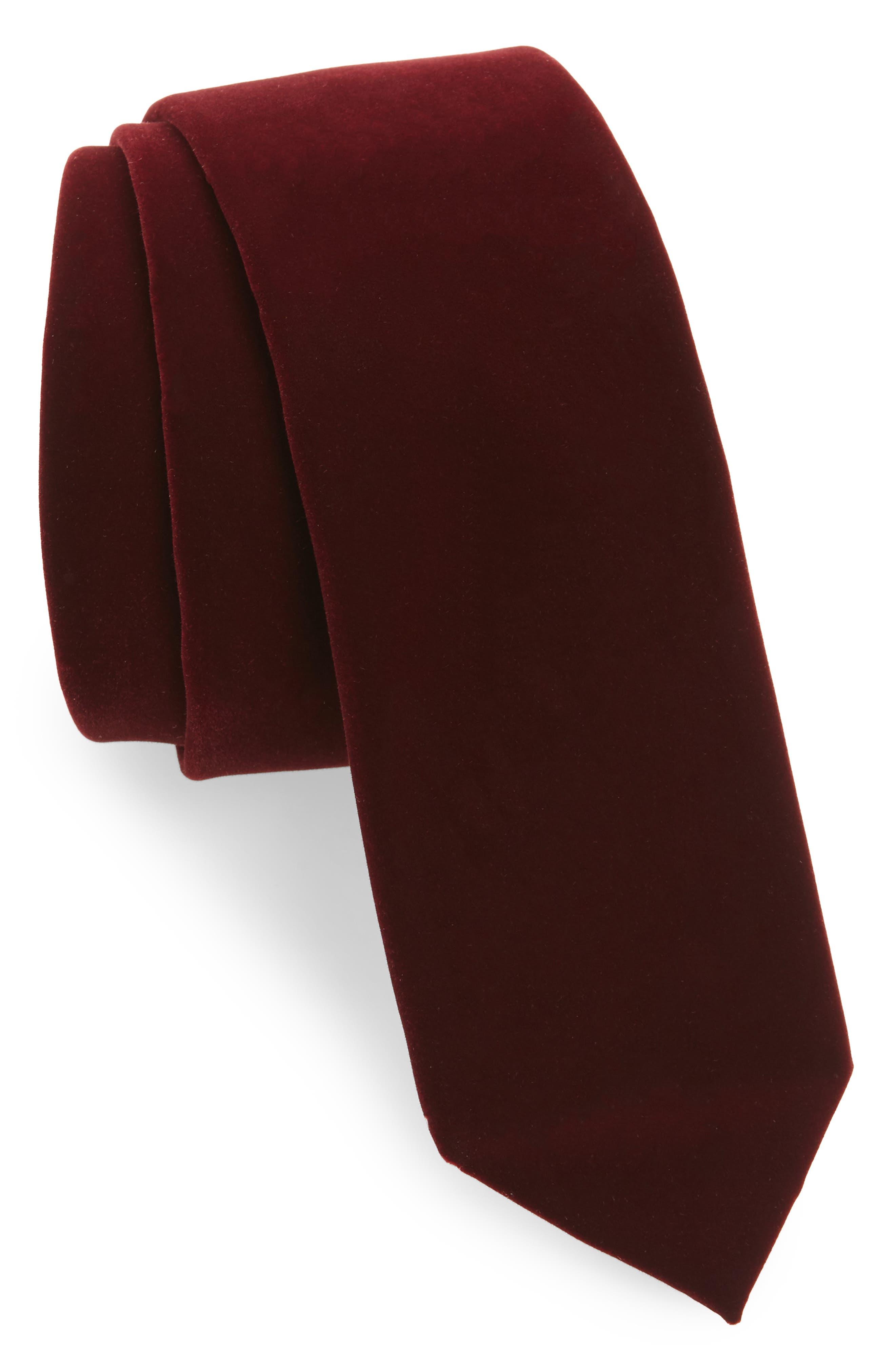 Velvet Tie,                             Main thumbnail 2, color,