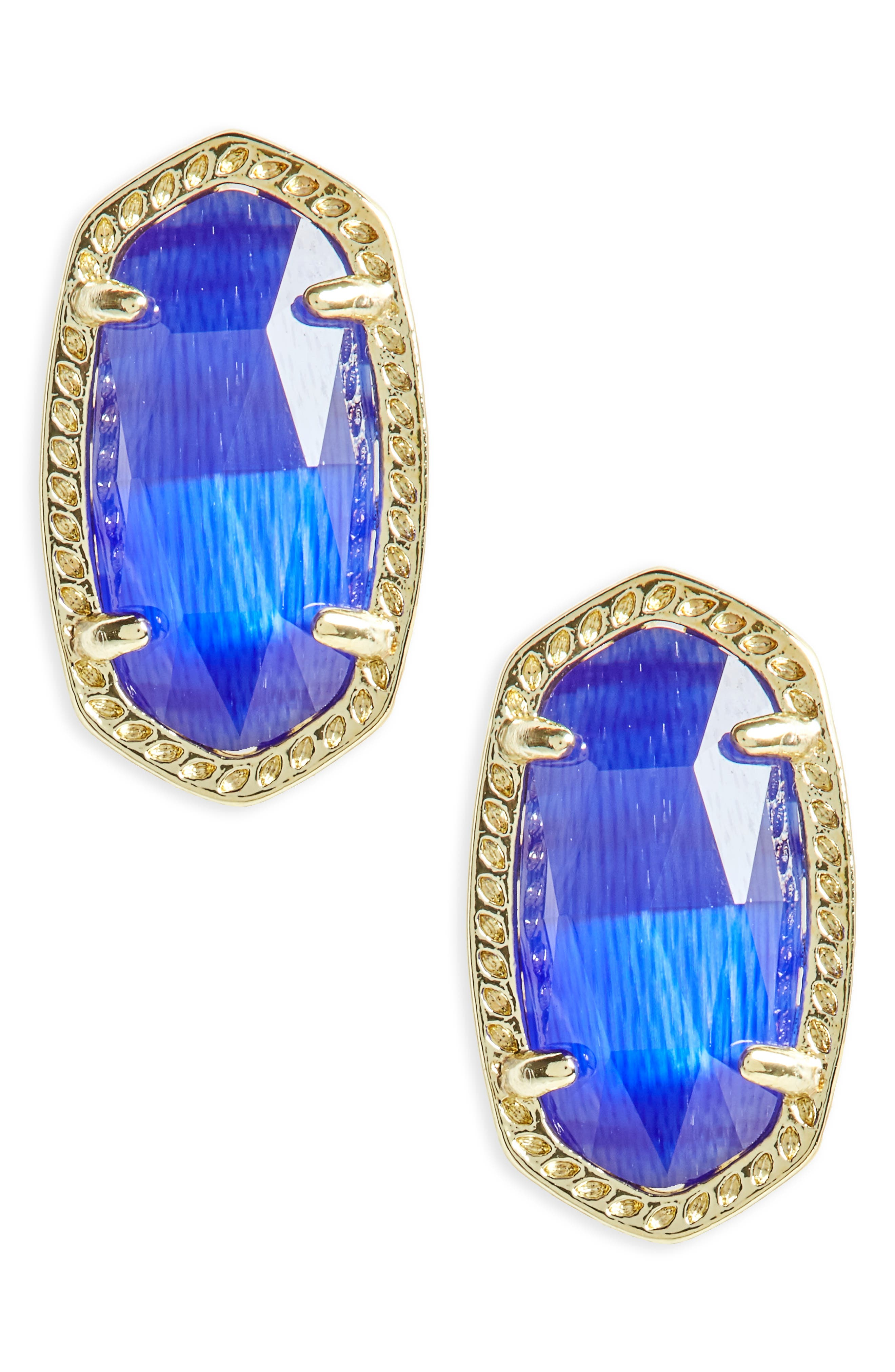 Ellie Birthstone Stud Earrings,                             Main thumbnail 15, color,
