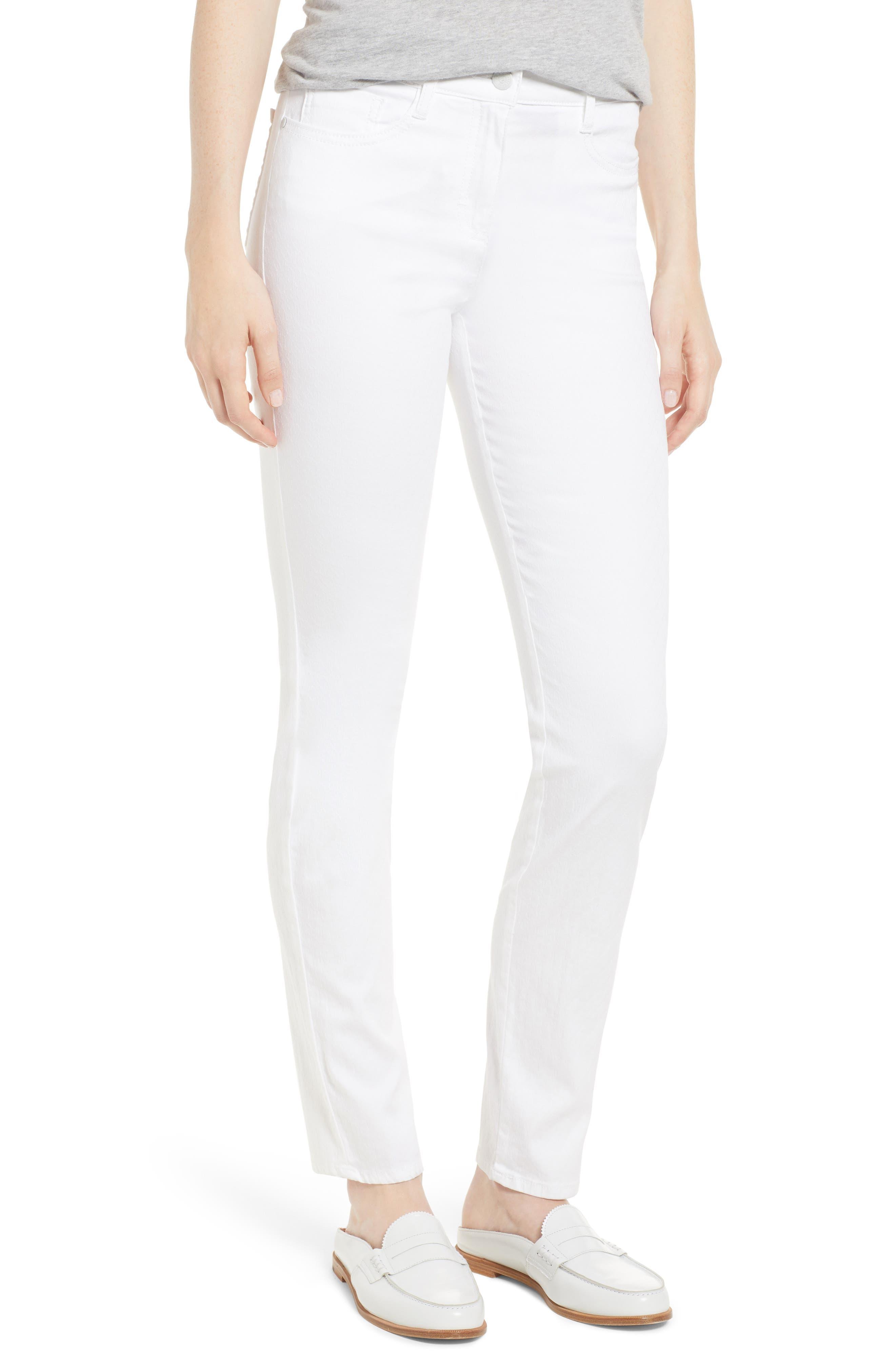 Shakira White Jeans,                             Main thumbnail 1, color,