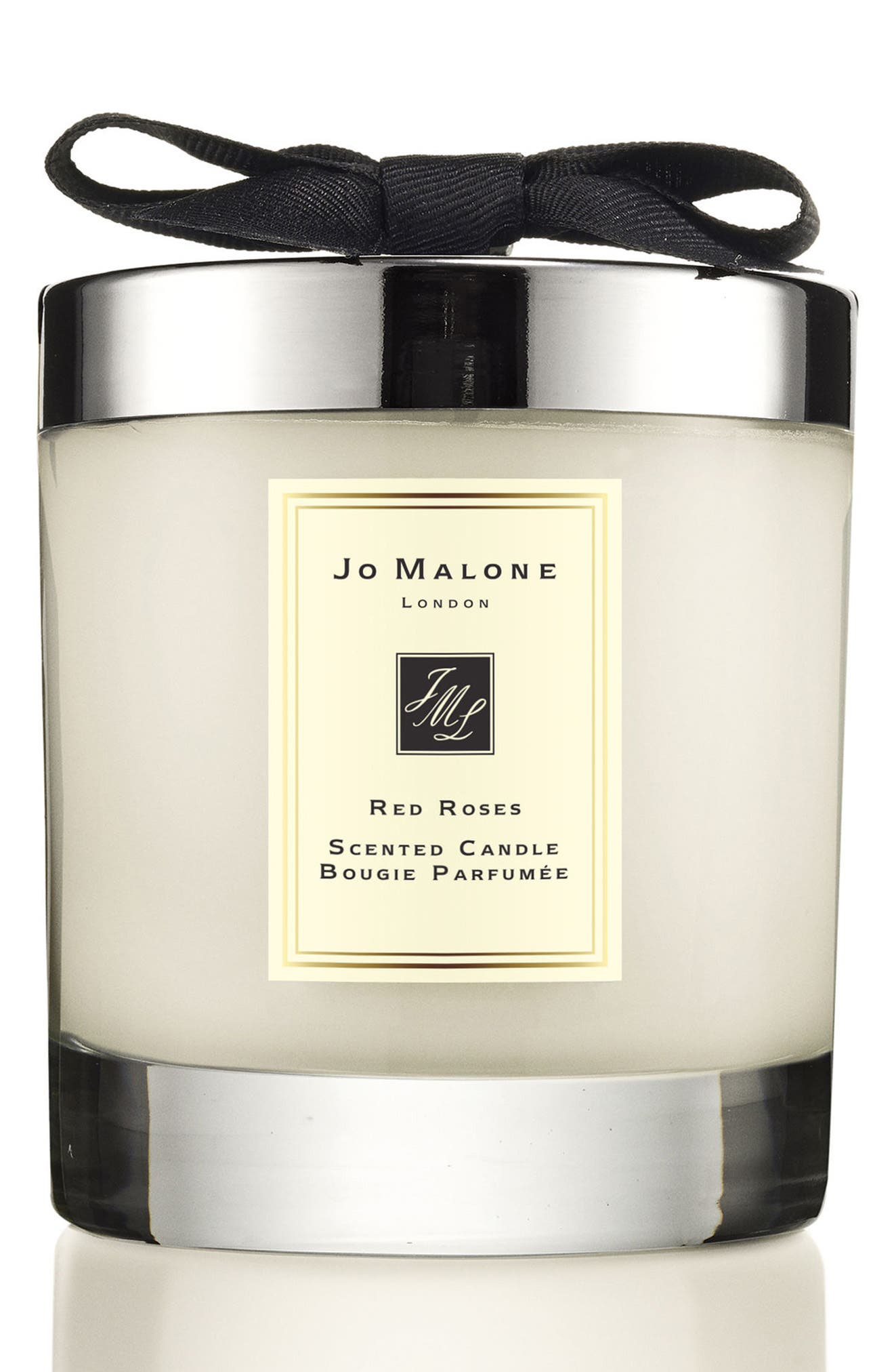Jo Malone<sup>™</sup> Red Roses Scented Home Candle,                             Alternate thumbnail 2, color,                             NO COLOR