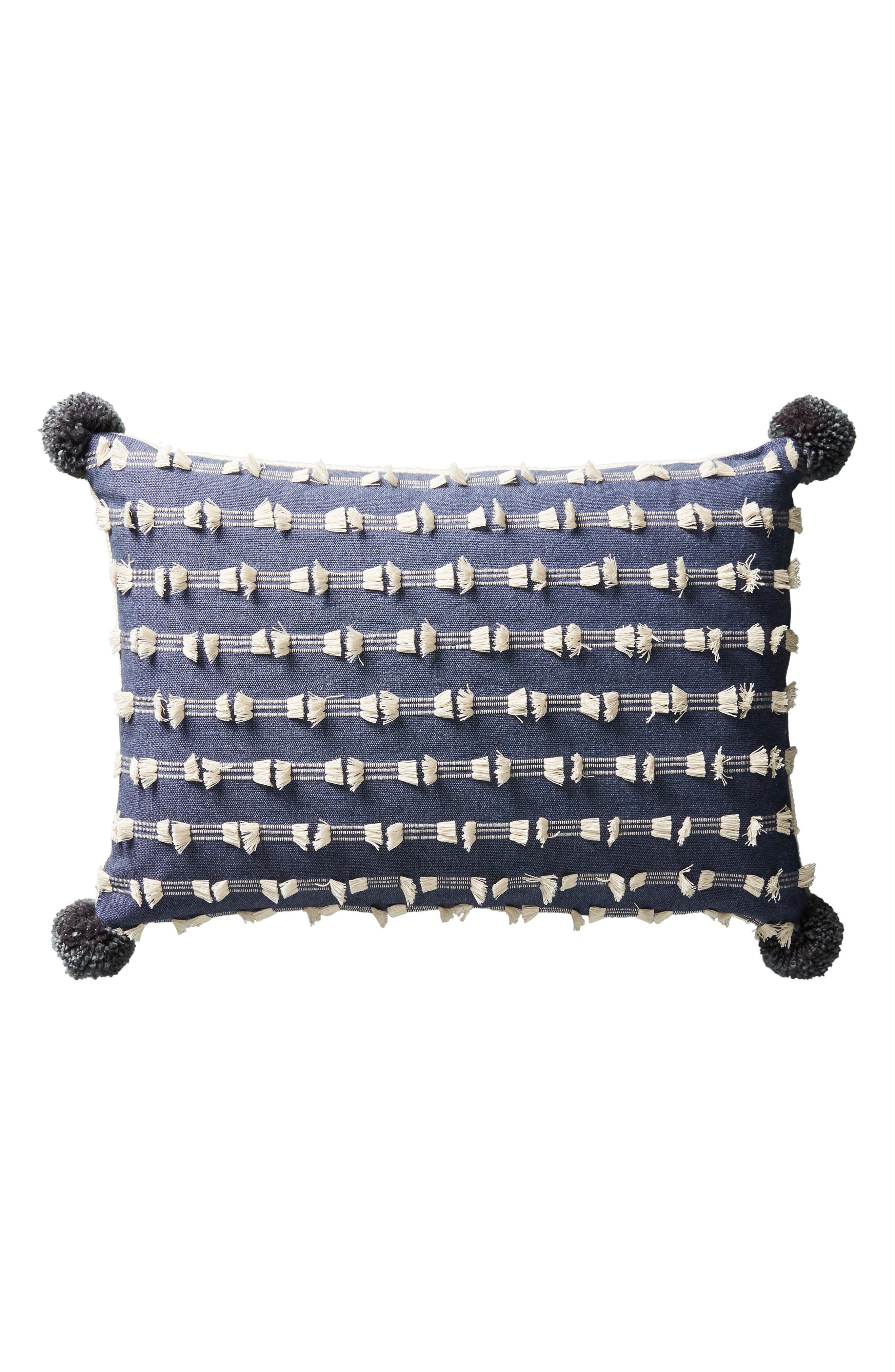 Glenrio Accent Pillow,                             Alternate thumbnail 4, color,                             NAVY