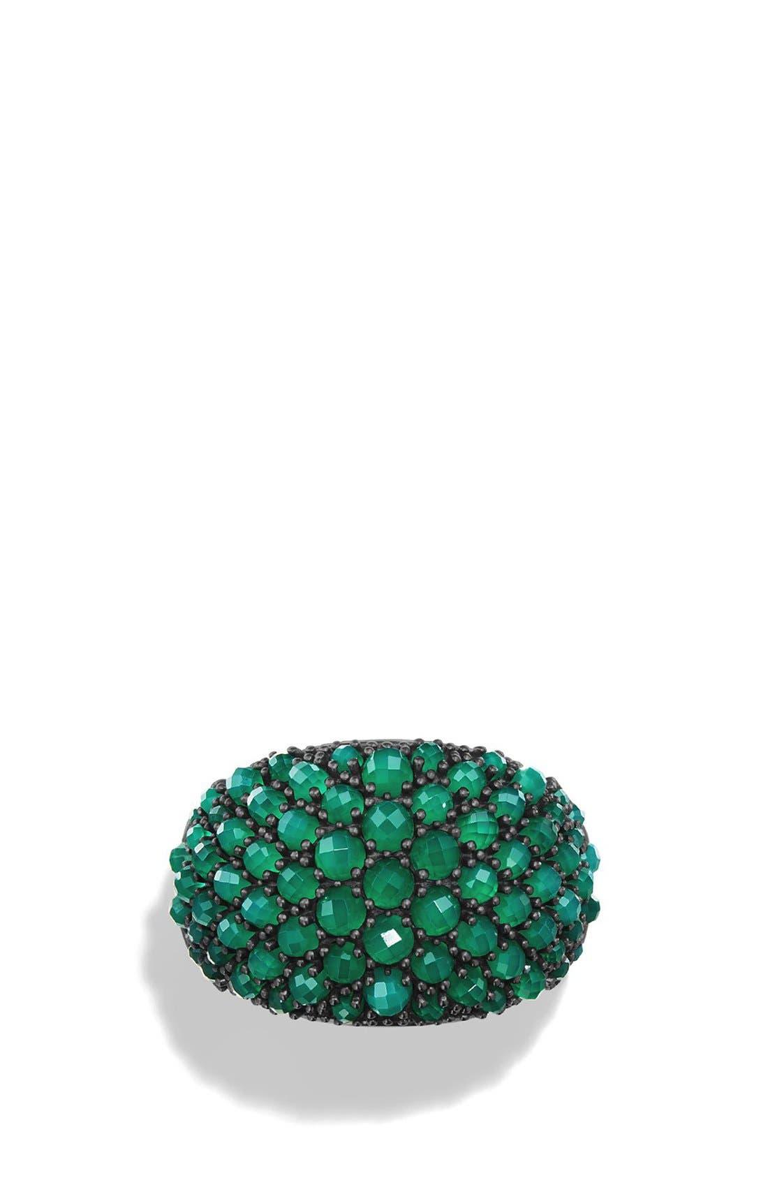 DAVID YURMAN,                             Cable Berries Dome Ring,                             Main thumbnail 1, color,                             300