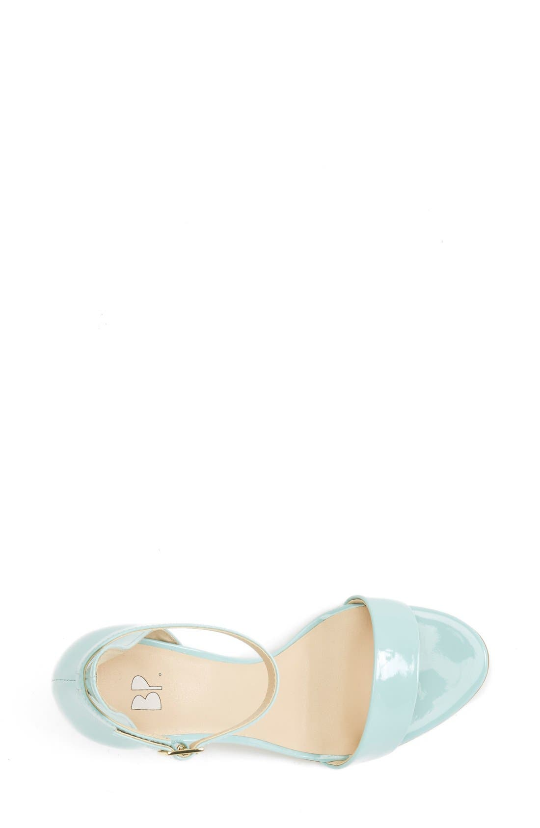 'Luminate' Open Toe Dress Sandal,                             Alternate thumbnail 79, color,