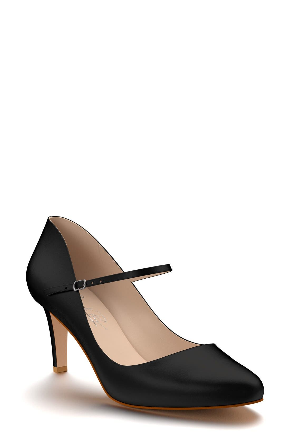 Mary Jane Pump,                         Main,                         color,