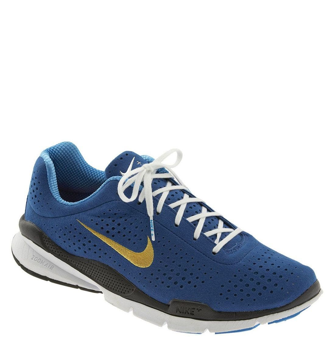 NIKE  'Air Zoom Moire' Athletic Shoe, Main, color, ASF