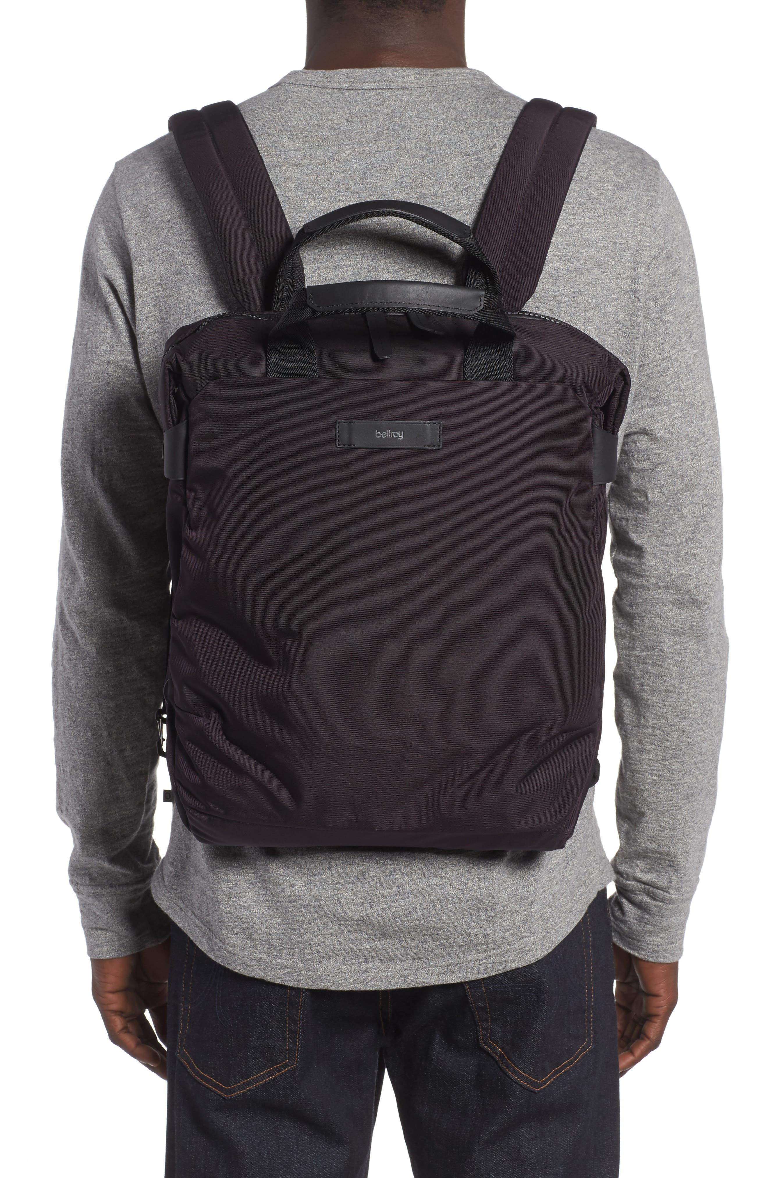 Duo Convertible Backpack,                             Alternate thumbnail 2, color,                             001