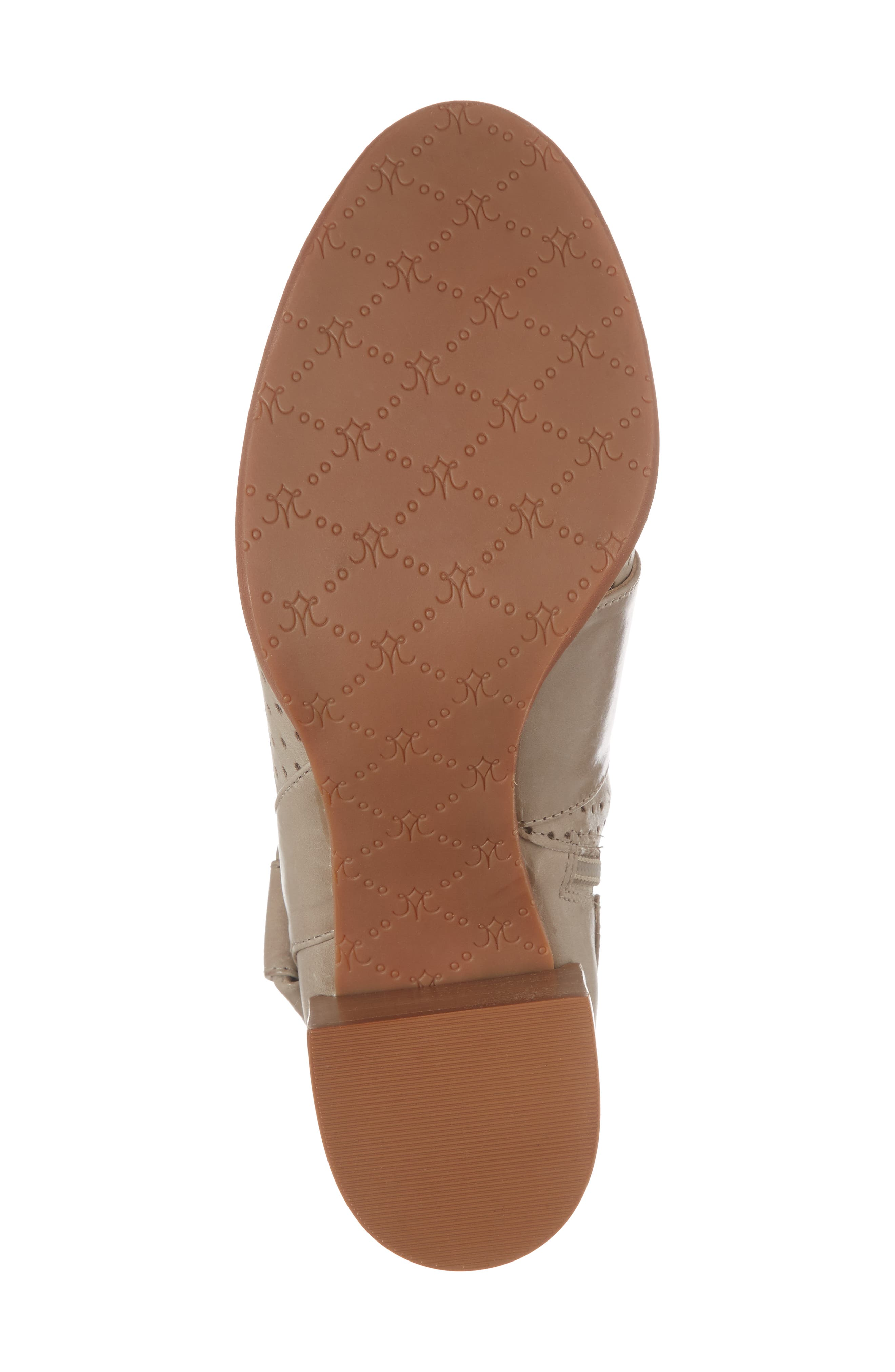 Felice Bootie,                             Alternate thumbnail 6, color,                             GREY LEATHER