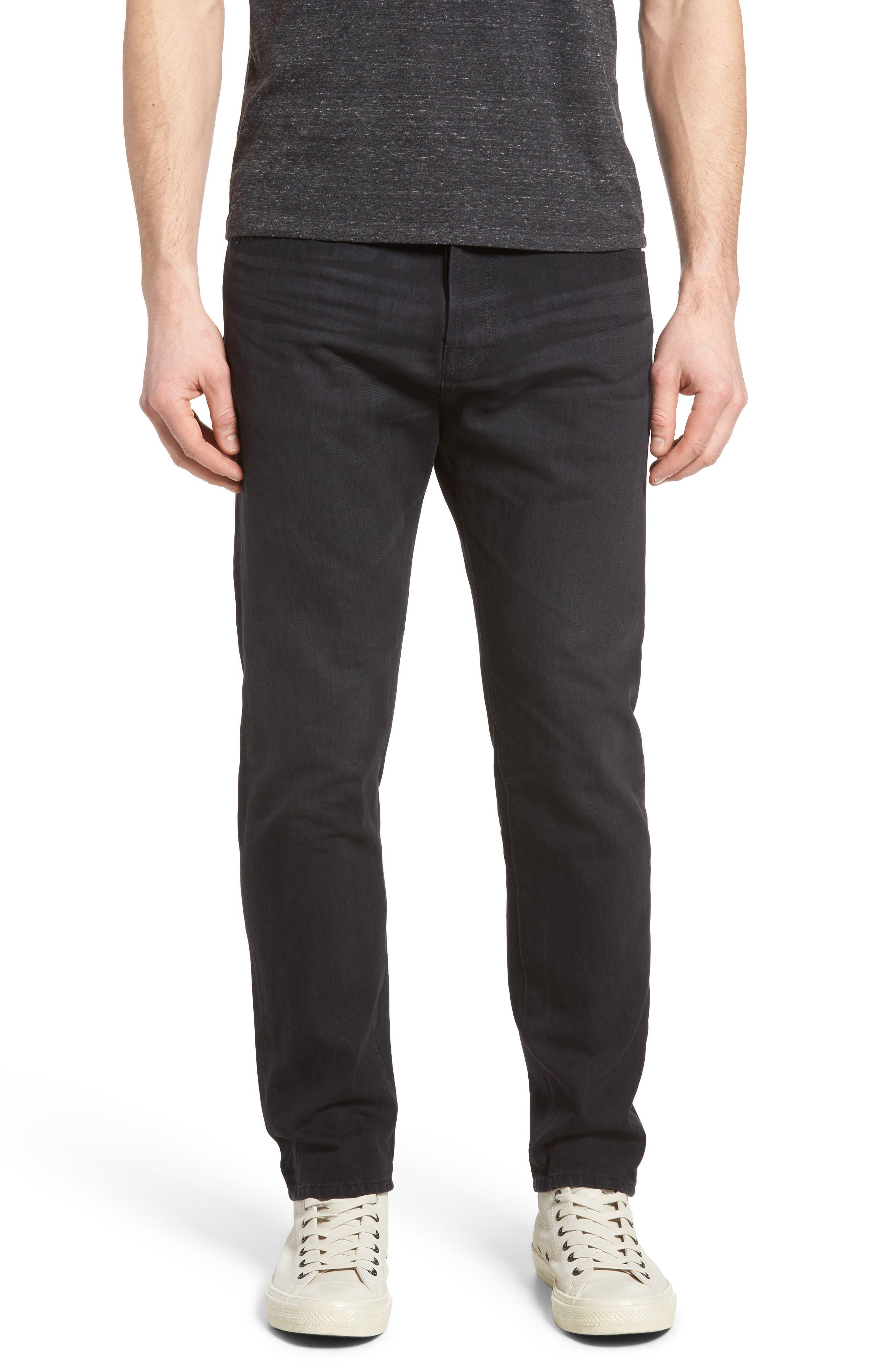 Apex Slouchy Slim Fit Jeans,                             Main thumbnail 1, color,